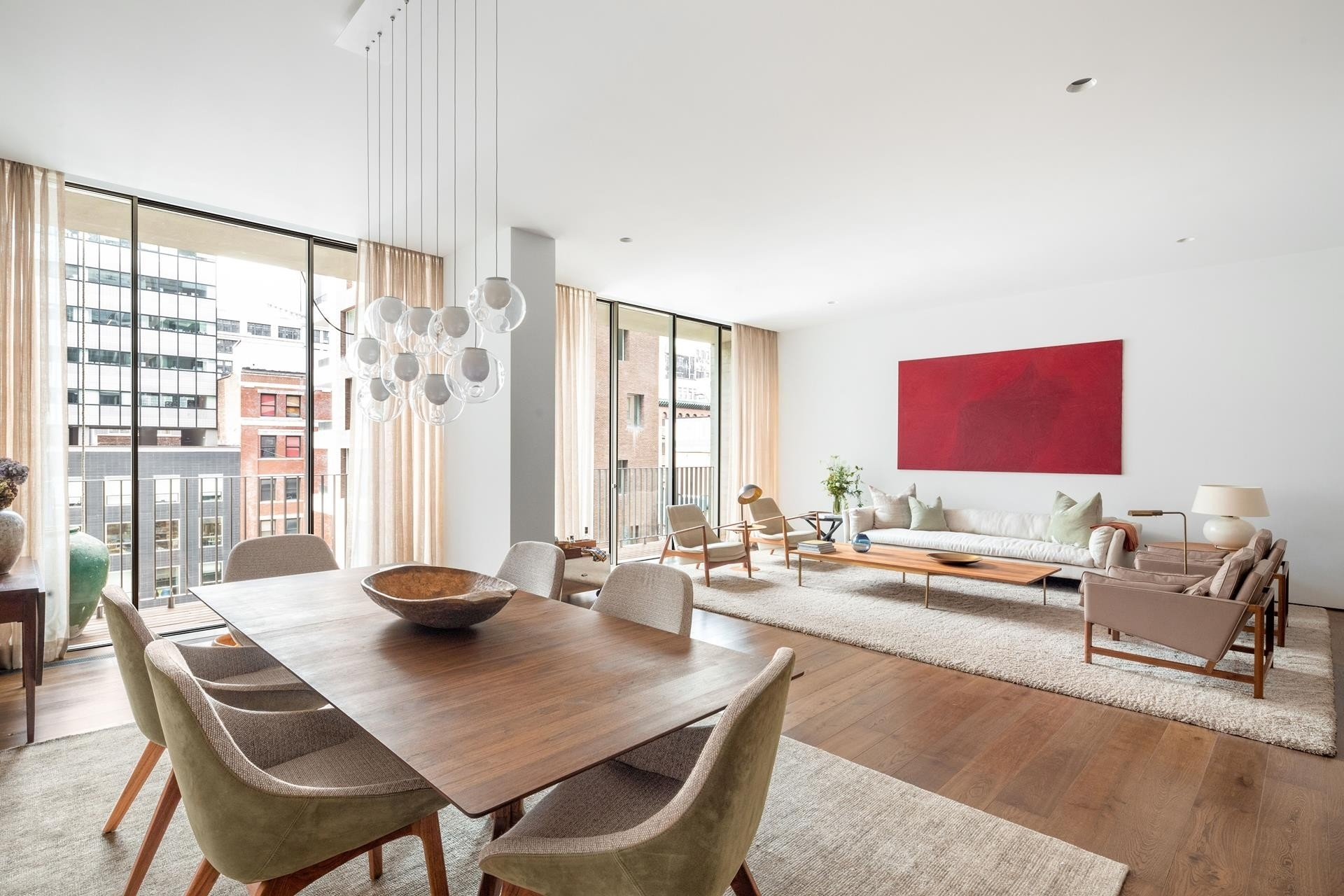 Condominium for Sale at Jardim, 527 West 27th St, 10B Chelsea, New York, NY 10001