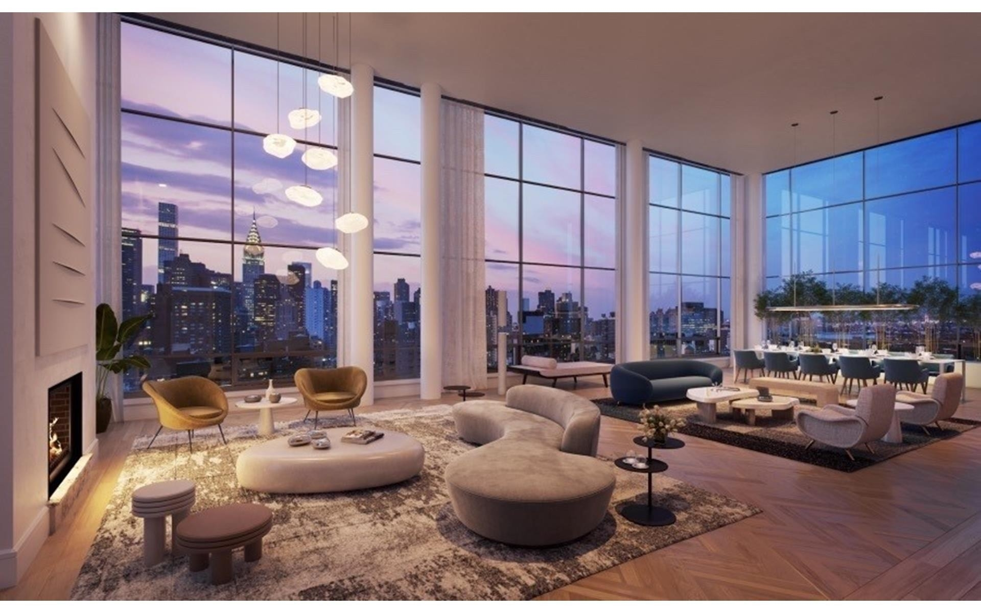 Property at Gramercy Square, 215 East 19th St, TOWERPH Gramercy Park, New York, NY 10003