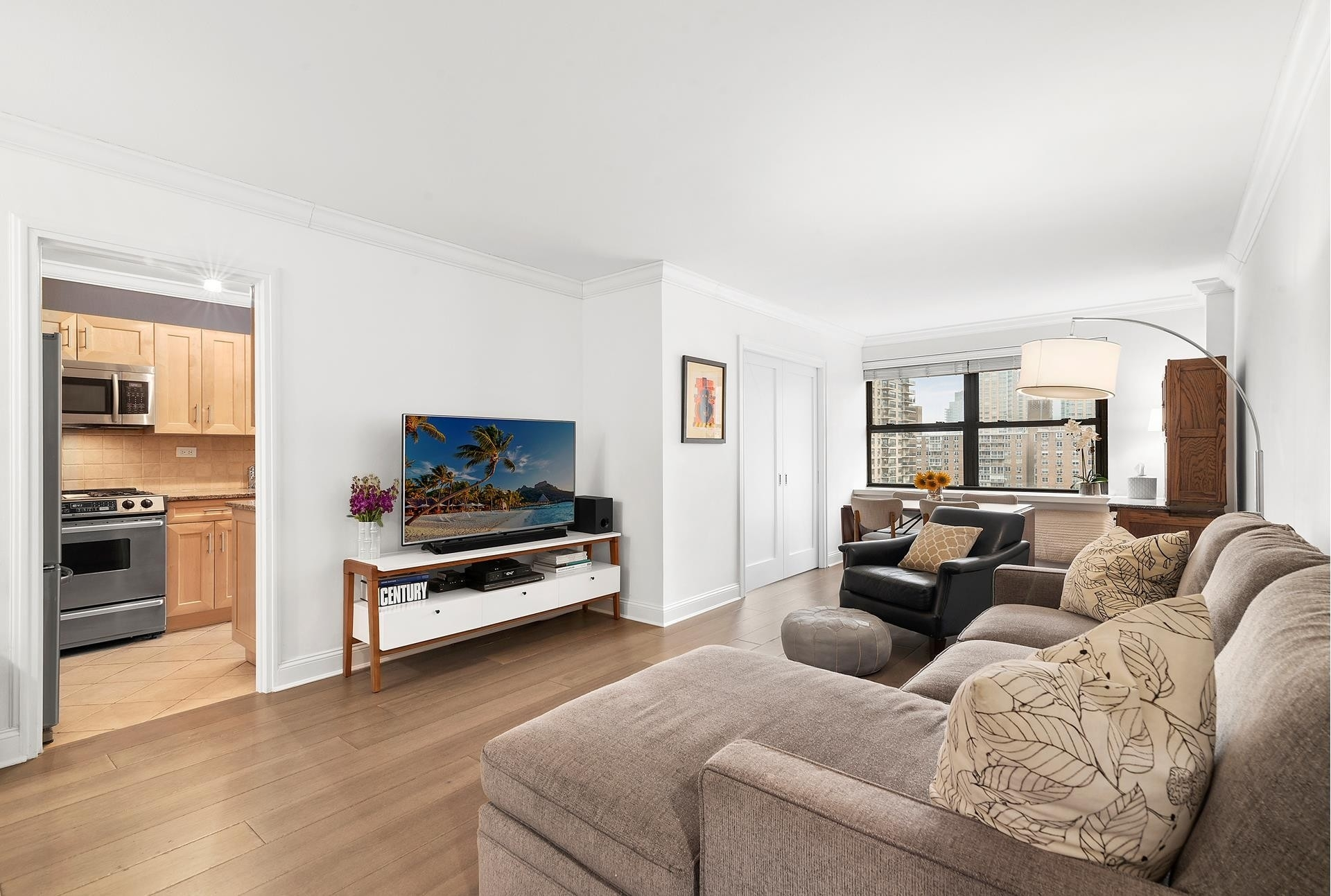 Co-op Properties for Sale at Lincoln Towers, 205 W END AVE , 17B Lincoln Square, New York, NY 10023