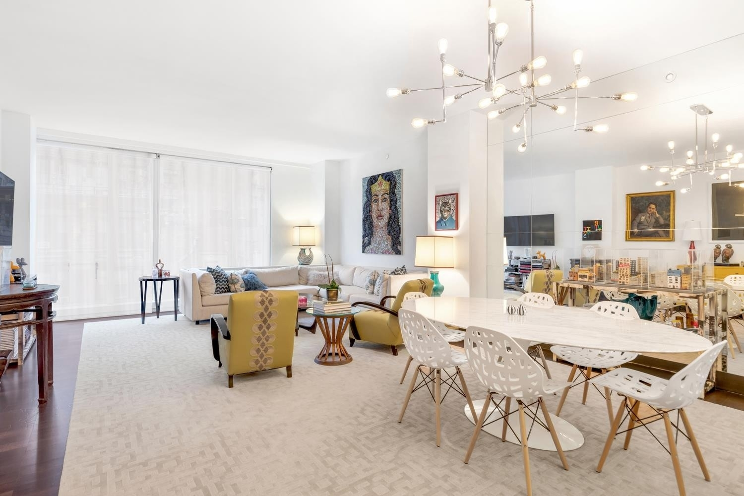 1. Condominiums por un Venta en The Lucida, 151 E 85TH ST , 8C Upper East Side, New York, NY 10028