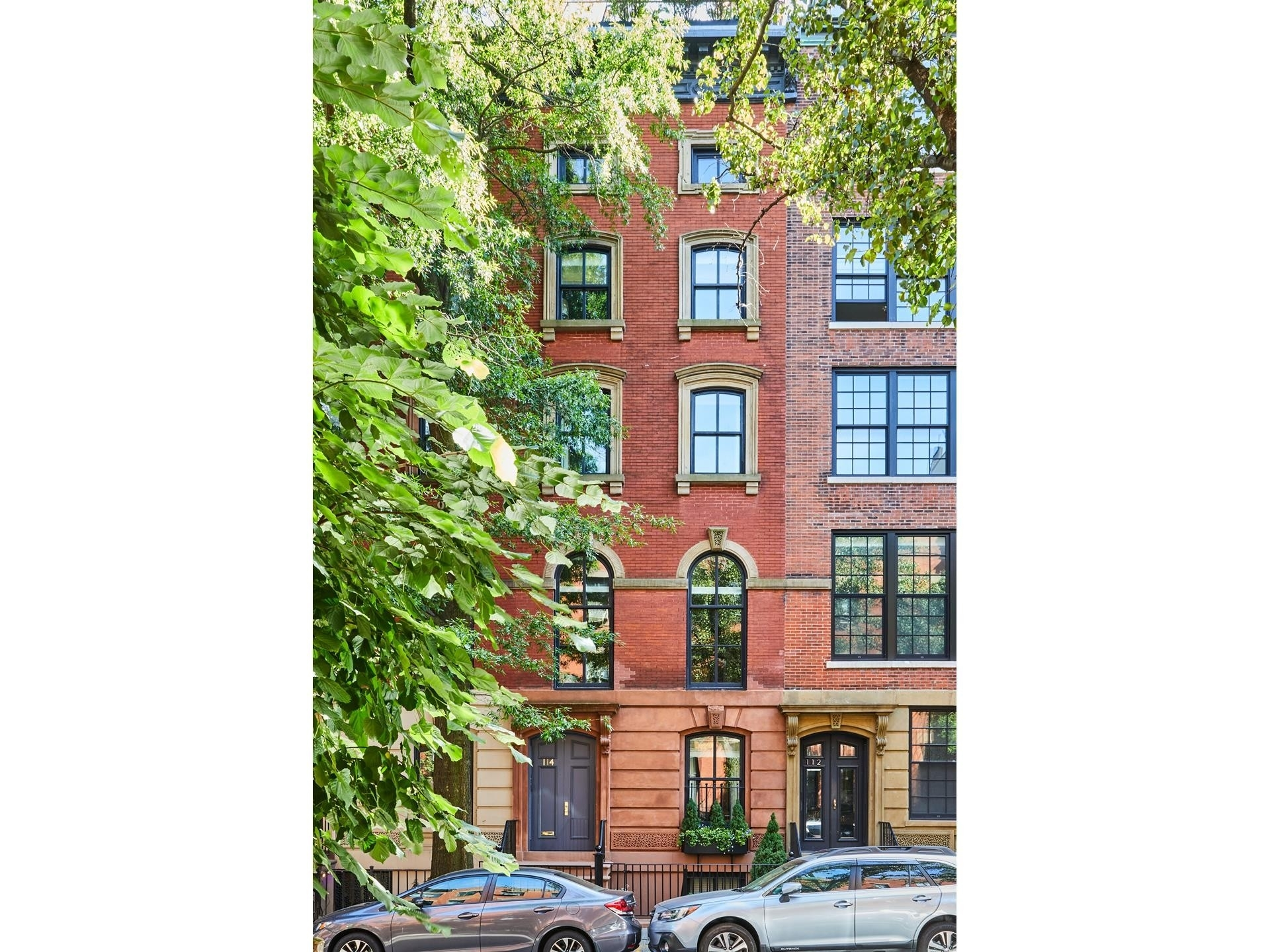 Single Family Townhouse for Sale at 114 E 10TH ST , TOWNHOUSE East Village, New York, NY 10003