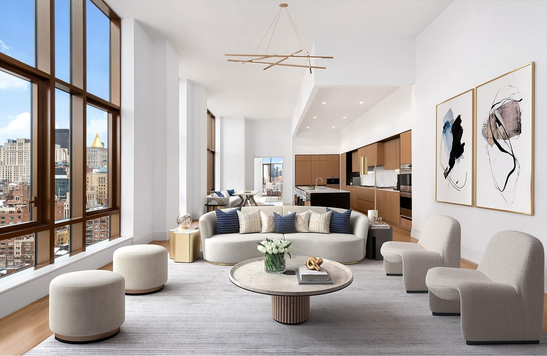 Property в Gramercy Square, 215 E 19TH ST , 17B Gramercy Park, New York, NY 10003