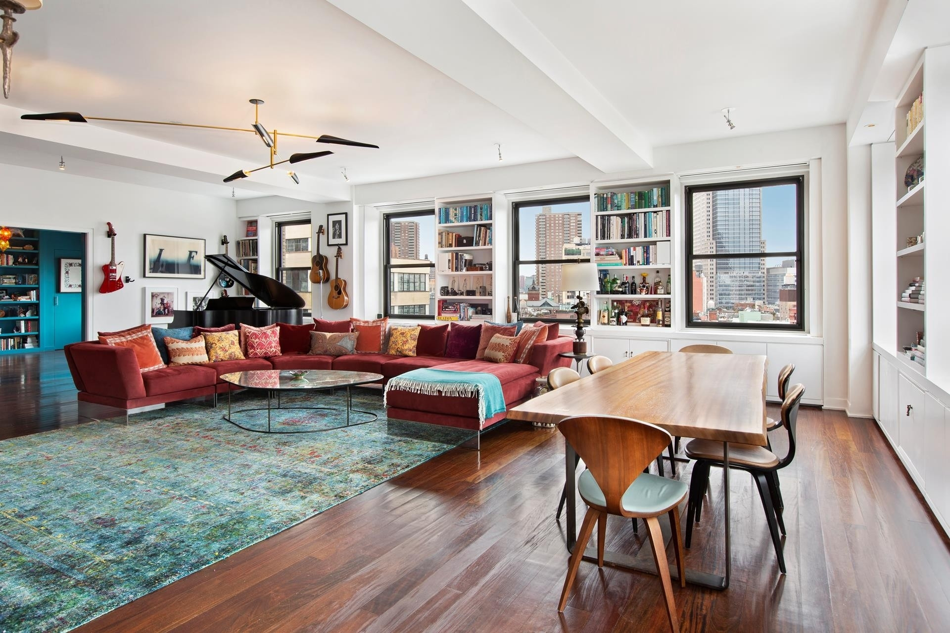 Condominium for Sale at THE FRANKLIN TOWER, 90 FRANKLIN ST , 11THFLOOR TriBeCa, New York, NY 10013