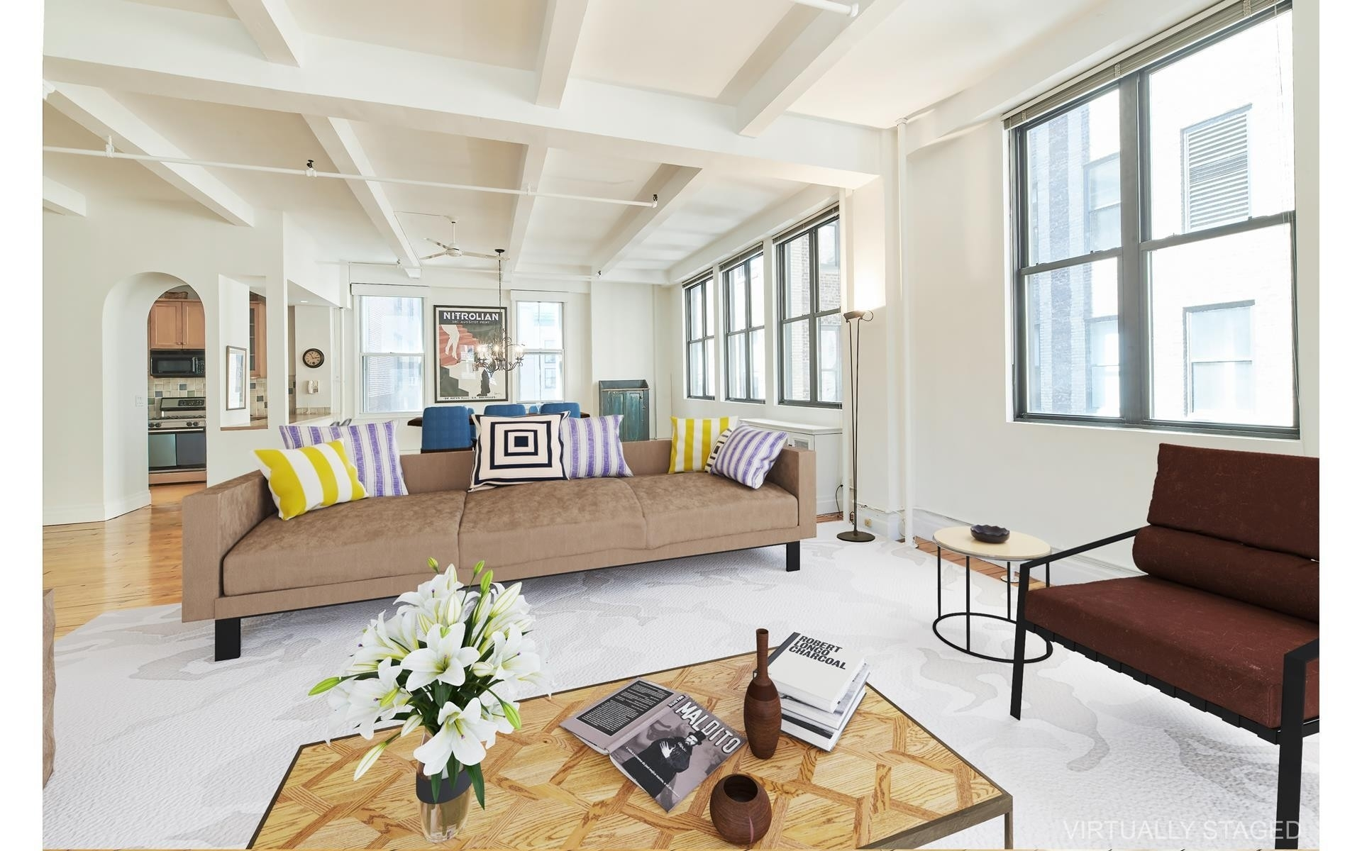 Condominium for Sale at HOLTZ HOUSE, 7 E 20TH ST , 10R Flatiron District, New York, NY 10003