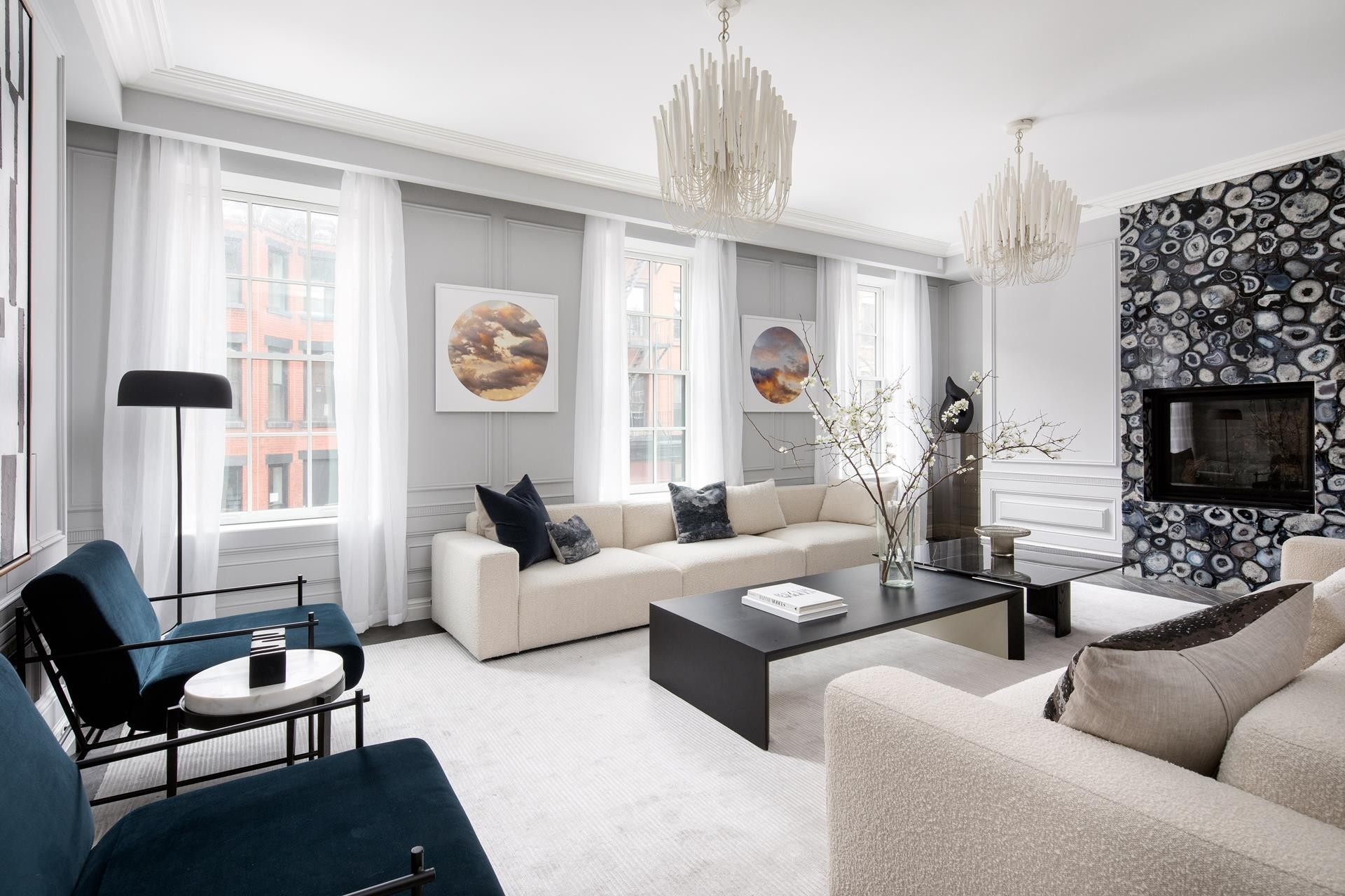 Maison unifamiliale pour l Vente à 50 HICKS ST , TH Brooklyn Heights, Brooklyn, NY 11201