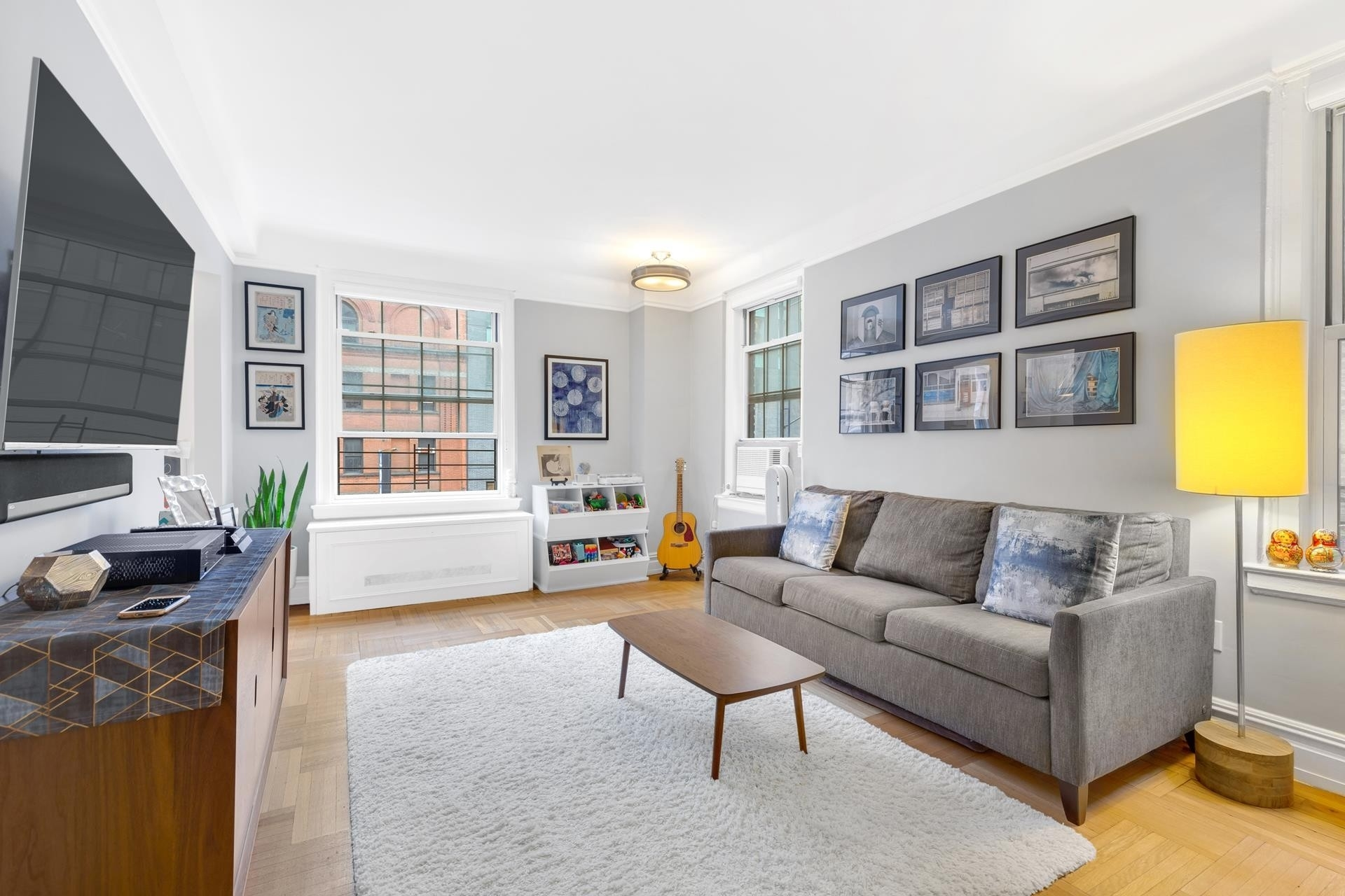 1. Co-op Properties for Sale at Wellston, 161 W 75TH ST , 4C Upper West Side, New York, NY 10023