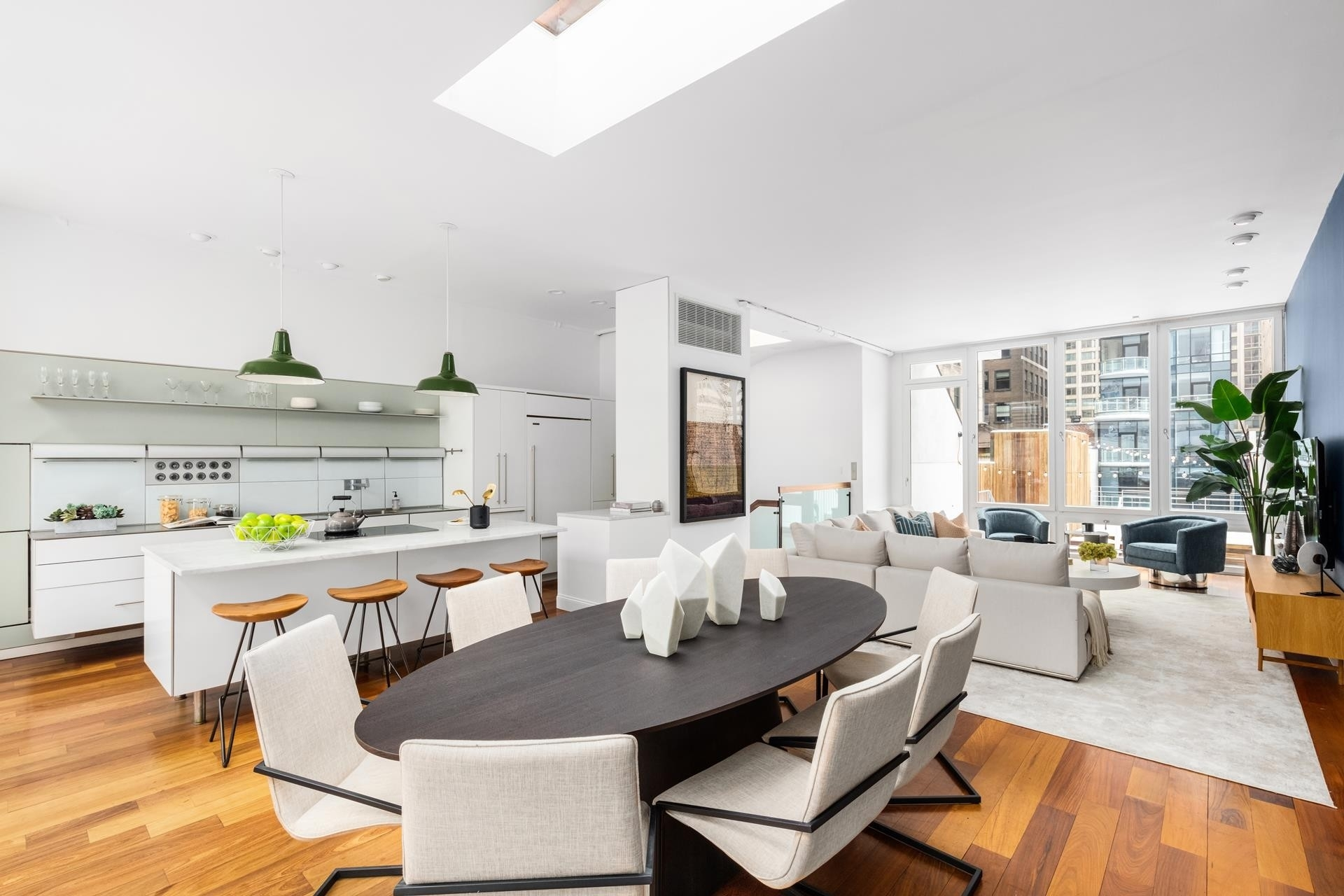 1. Condominiums por un Venta en 19 MURRAY ST , PH Upper East Side, New York, NY 10007