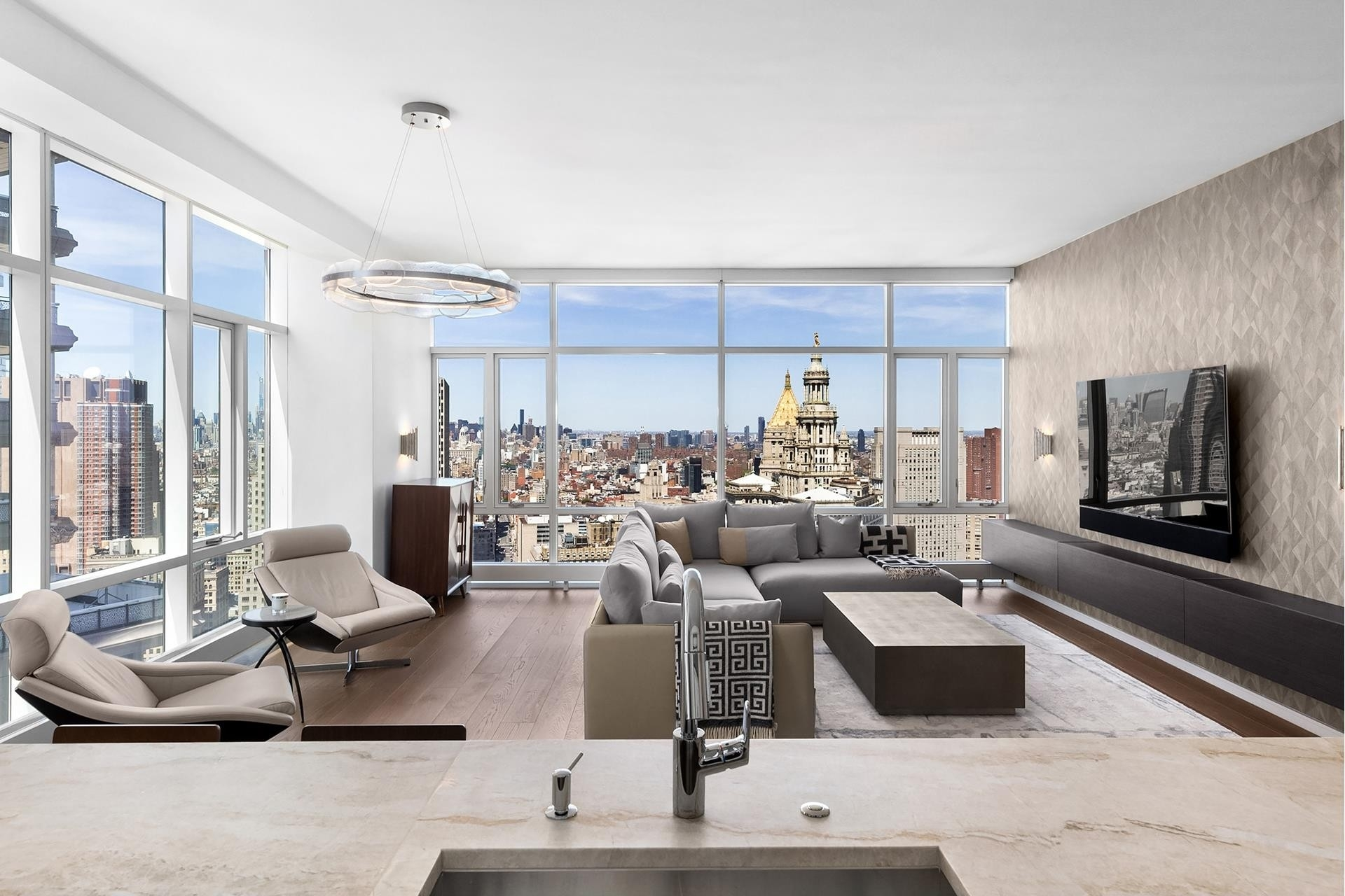 1. Condominiums for Sale at The Beekman, 5 BEEKMAN ST , 43A Financial District, New York, NY 10038