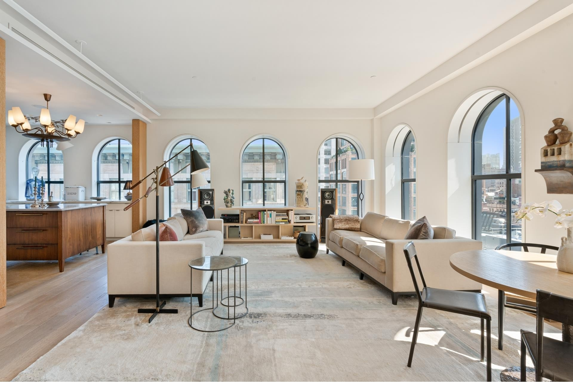 3. Condominiums for Sale at 408 GREENWICH ST , PH TriBeCa, New York, NY 10013