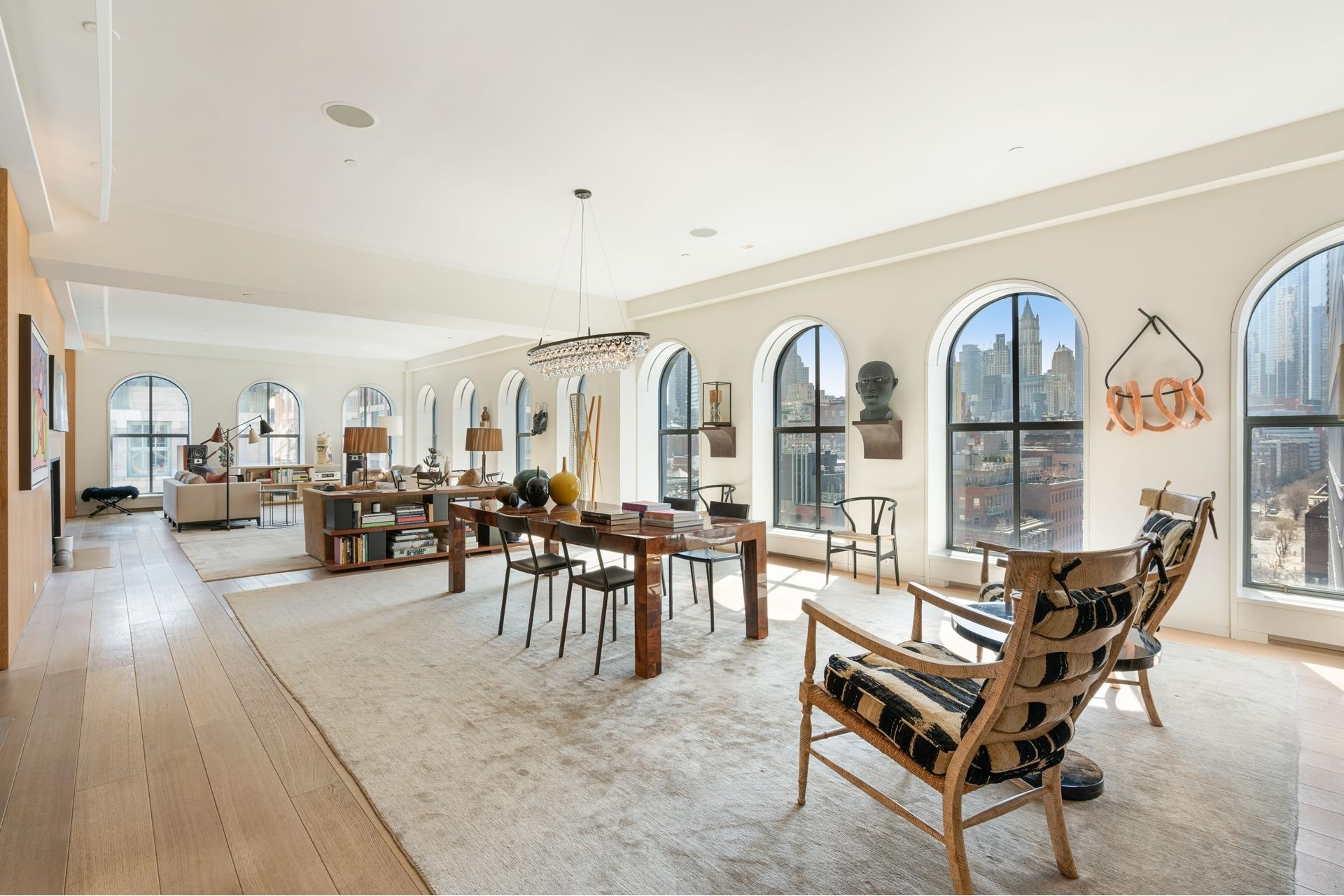 4. Condominiums for Sale at 408 GREENWICH ST , PH TriBeCa, New York, NY 10013