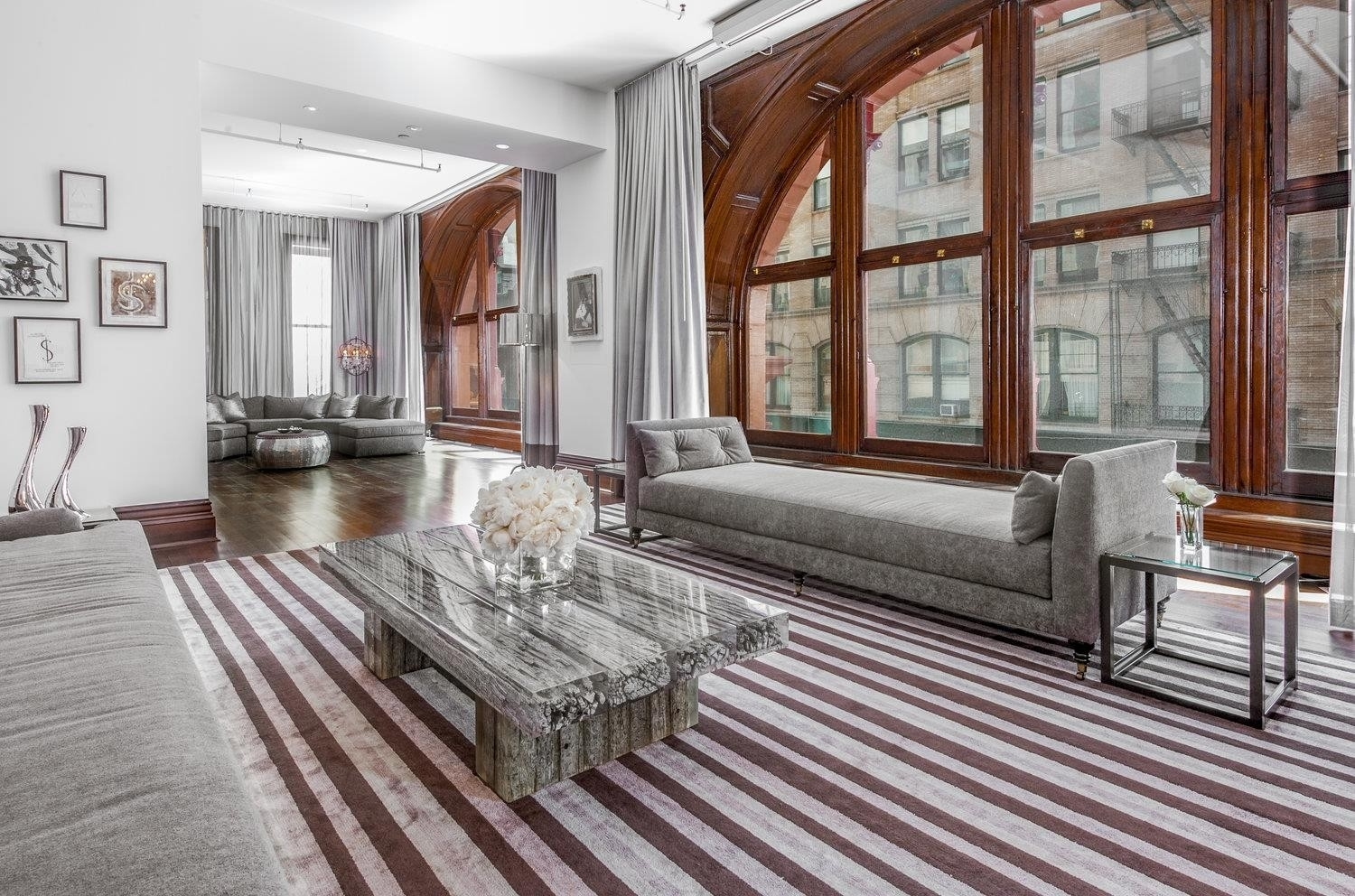 1. Co-op Properties for Sale at BLEECKER TOWER, 71 BLEECKER ST , 2E NoHo, New York, NY 10012