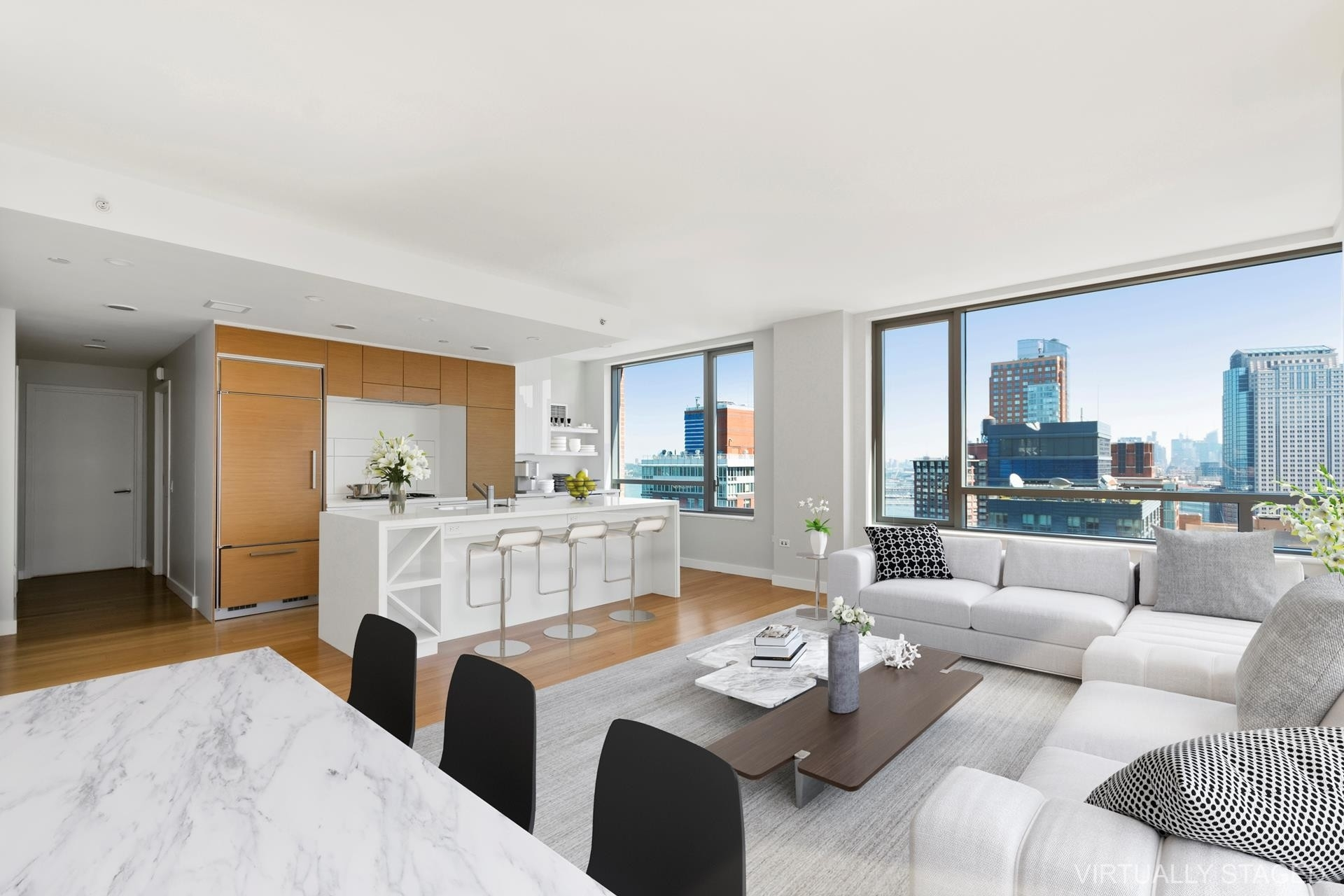 Property at The Riverhouse, 2 RIVER TER , 26A New York
