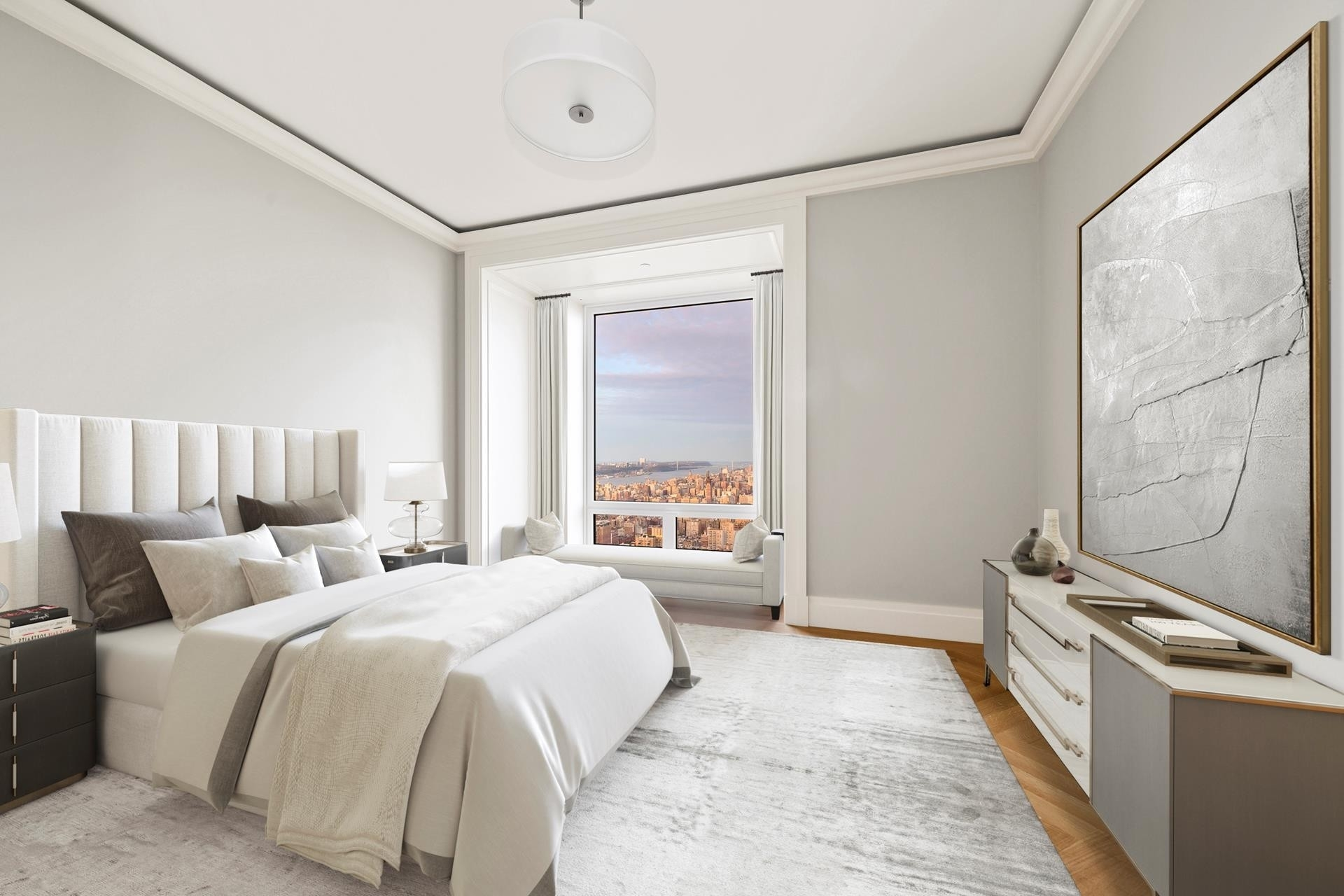 15. Condominiums for Sale at 220 CPS, 220 CENTRAL PARK S, 54/55A Central Park South, New York, NY 10019