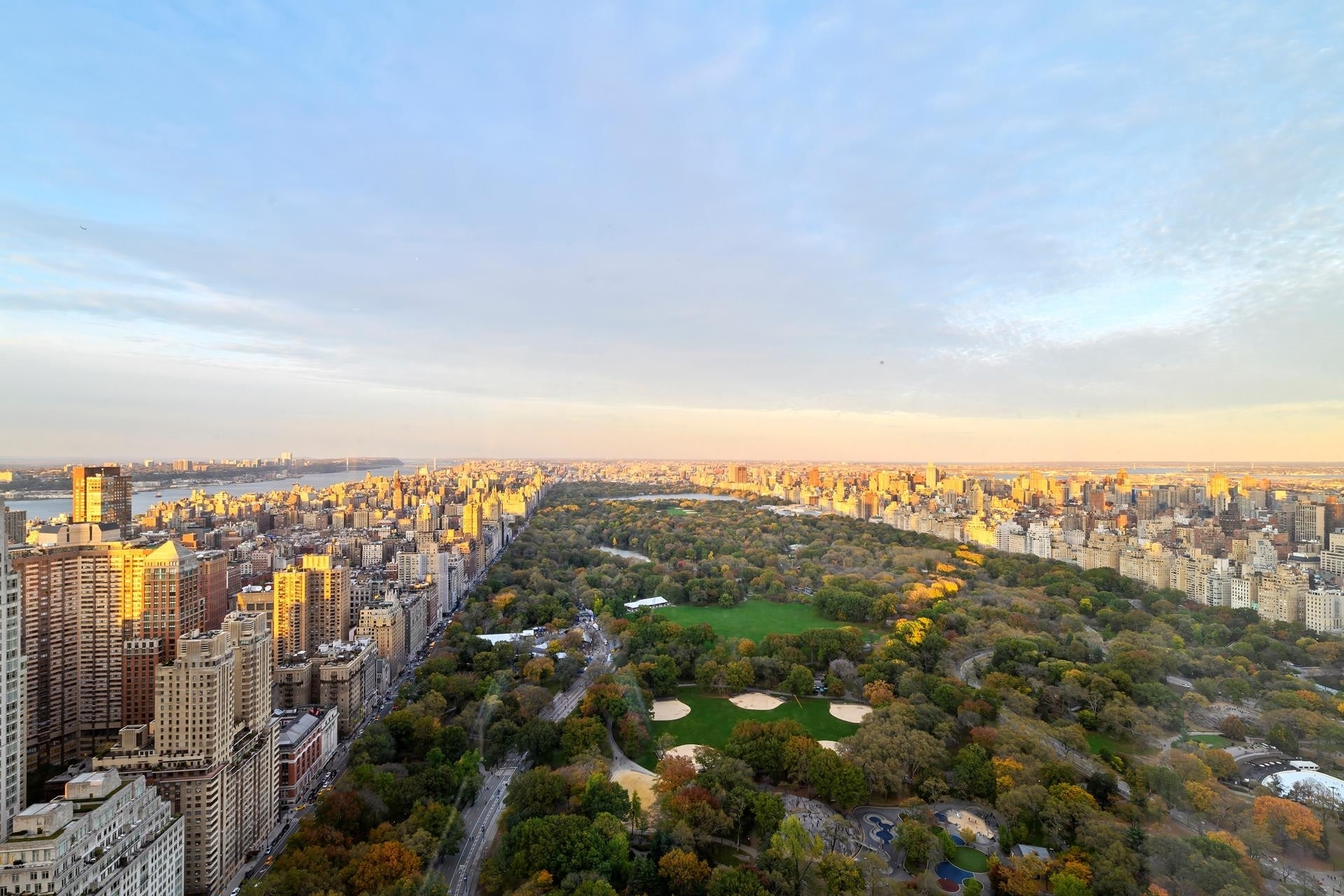 17. Condominiums for Sale at 220 CPS, 220 CENTRAL PARK S, 54/55A Central Park South, New York, NY 10019