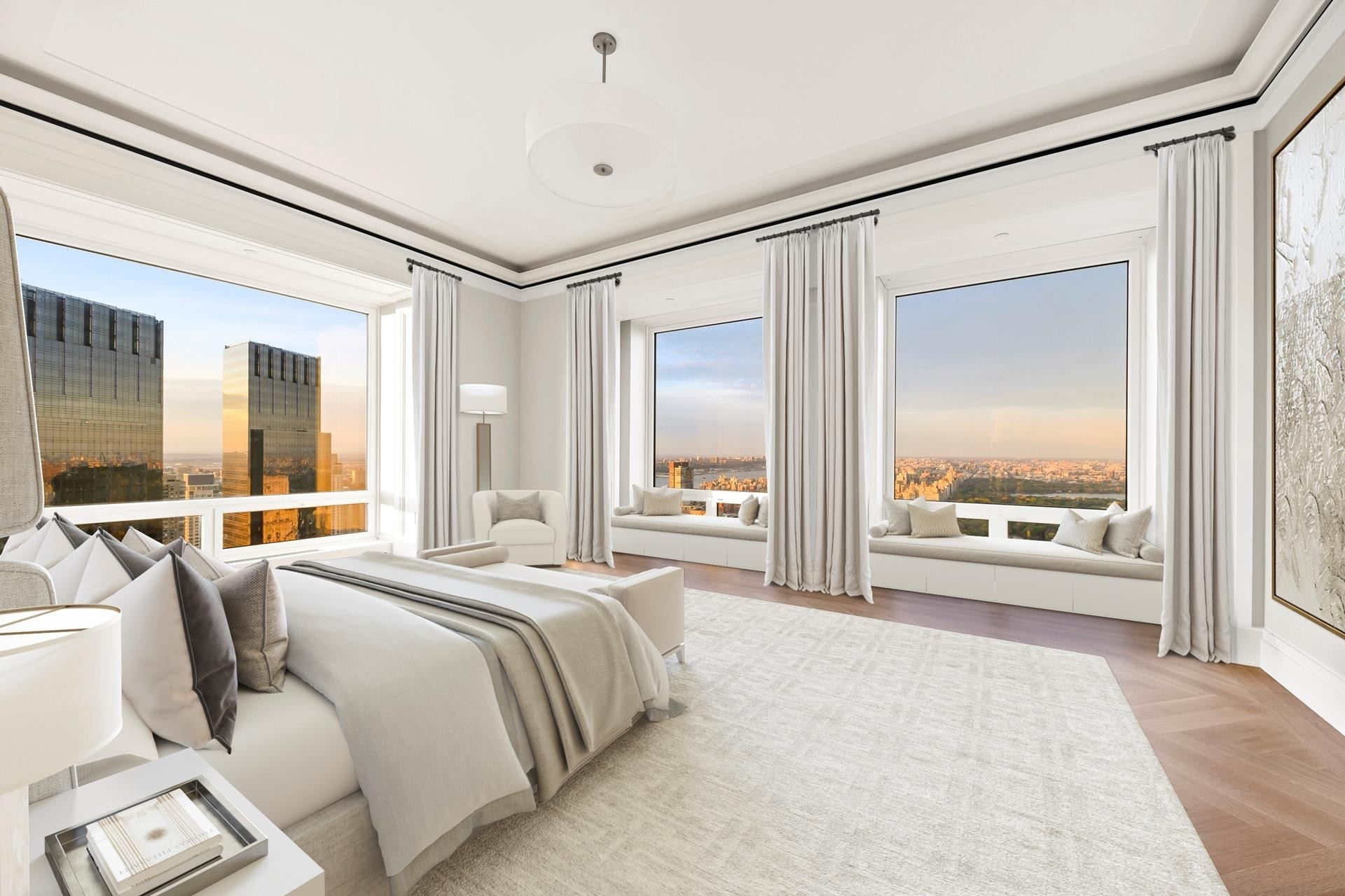 9. Condominiums for Sale at 220 CPS, 220 CENTRAL PARK S, 54/55A Central Park South, New York, NY 10019