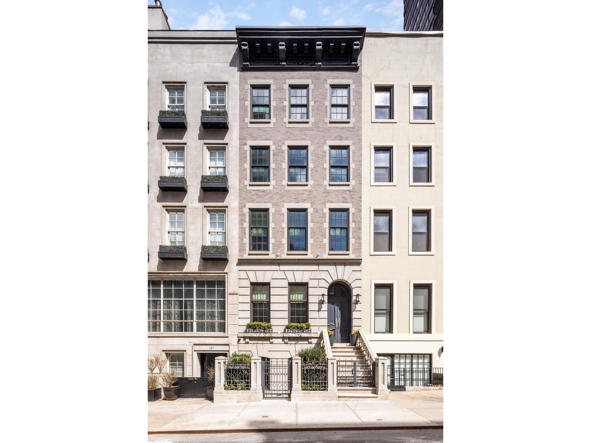 23. Single Family Townhouse for Sale at 159 E 61ST ST , TOWNHOUSE Lenox Hill, New York, NY 10065