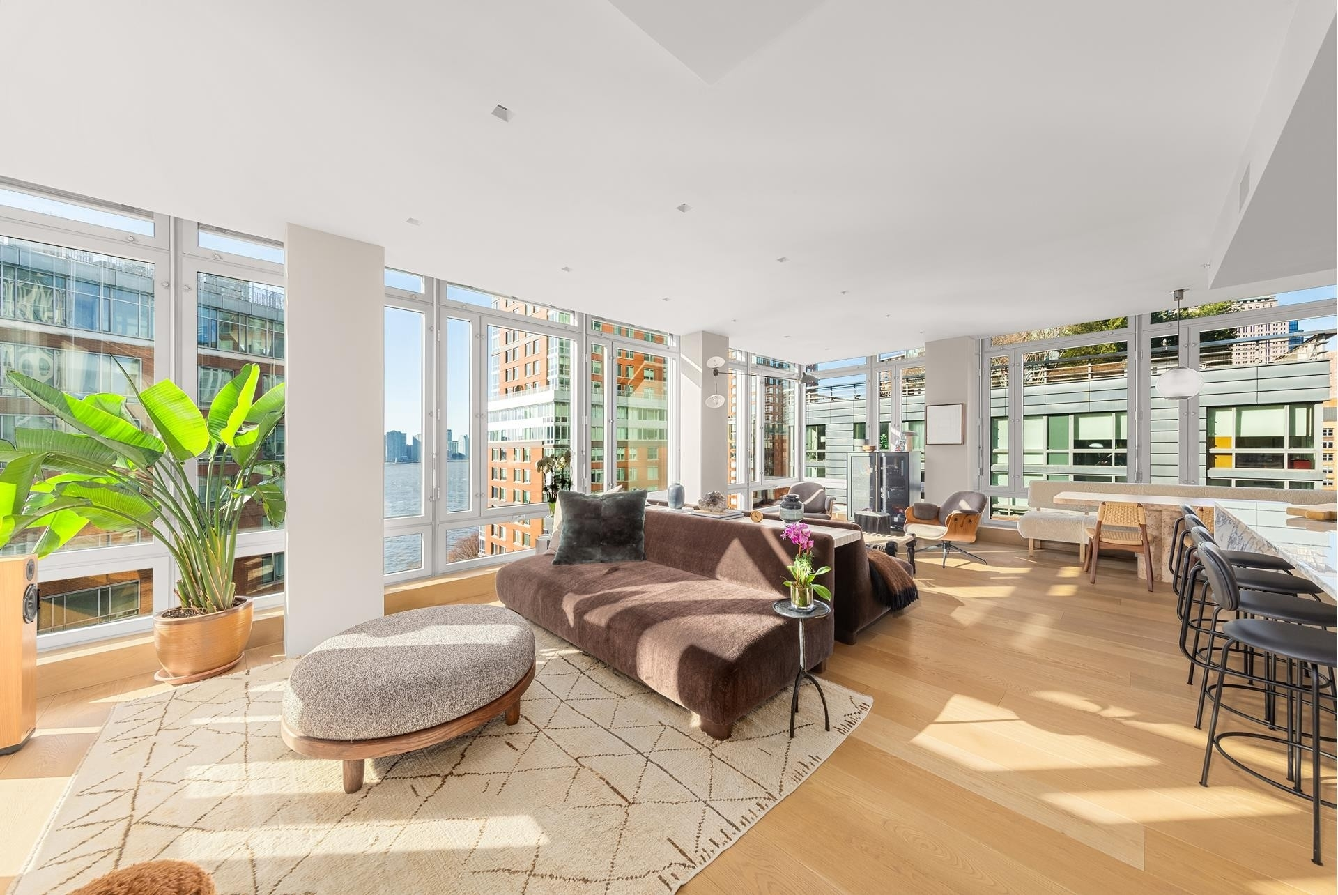 2. Condominiums for Sale at The Riverhouse, 2 RIVER TER , 14L Battery Park City, New York, NY 10282