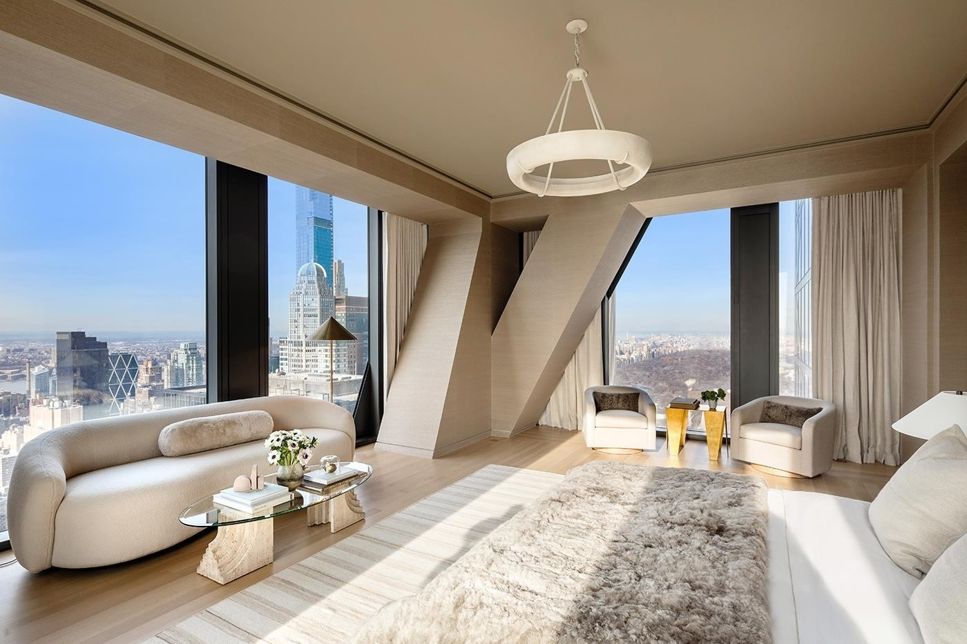 6. Condominiums pour l Vente à 53W53, 53 53RD ST W, PH78 Midtown West, New York, NY 10019