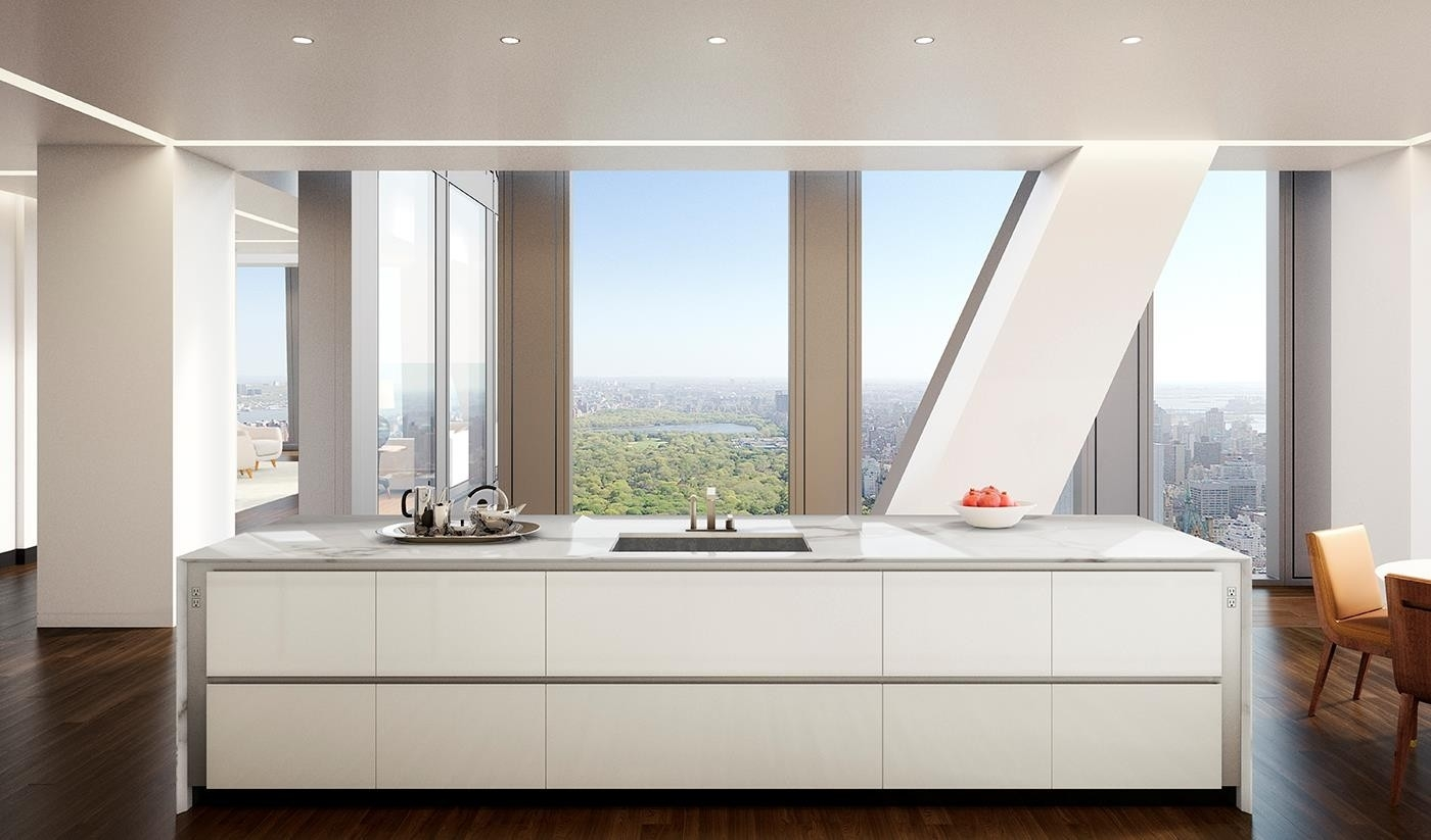 5. Condominiums pour l Vente à 53W53, 53 53RD ST W, PH78 Midtown West, New York, NY 10019