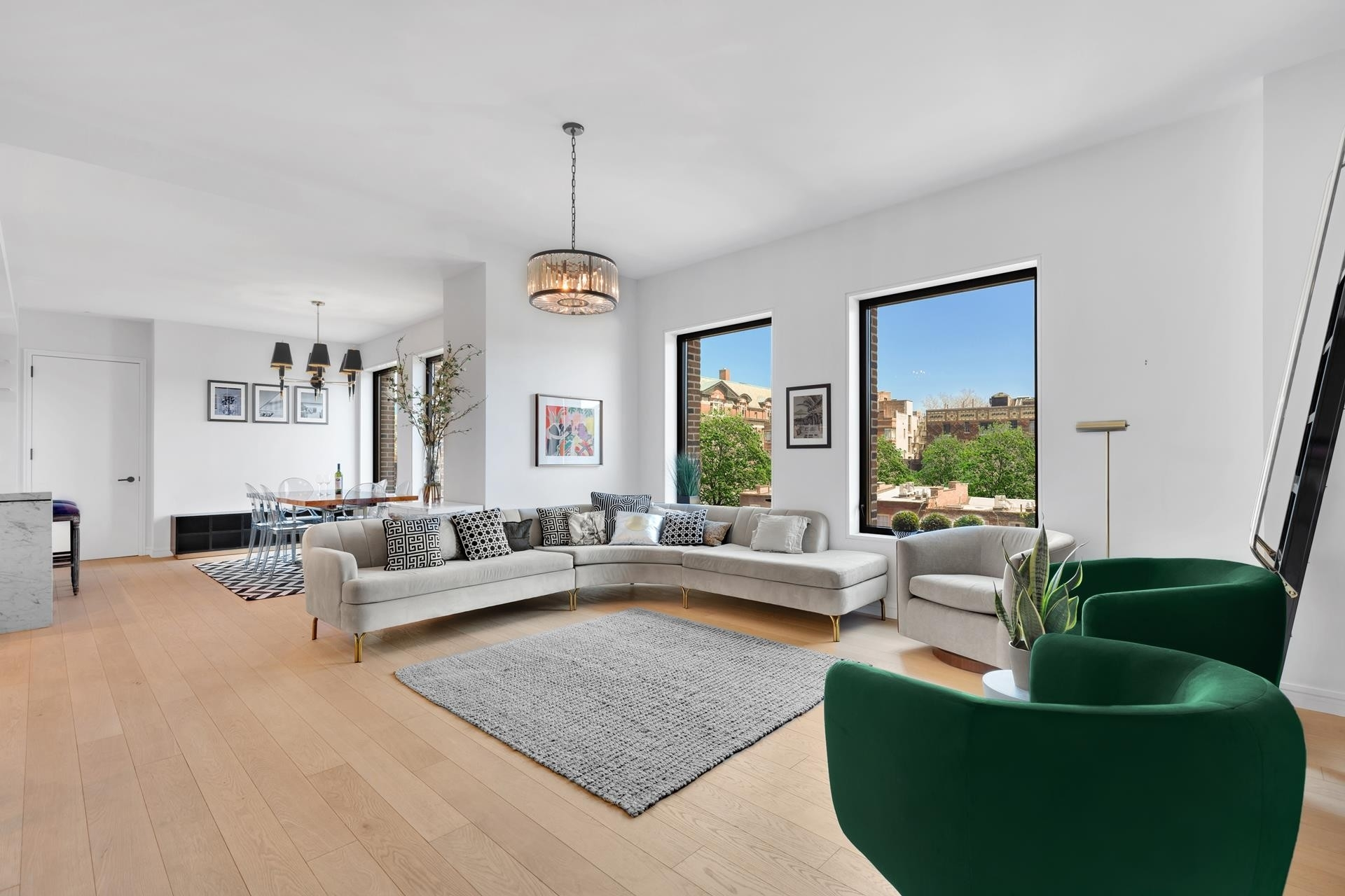 3. Co-op Properties for Sale at 100 BARROW ST , 6D West Village, New York, NY 10014