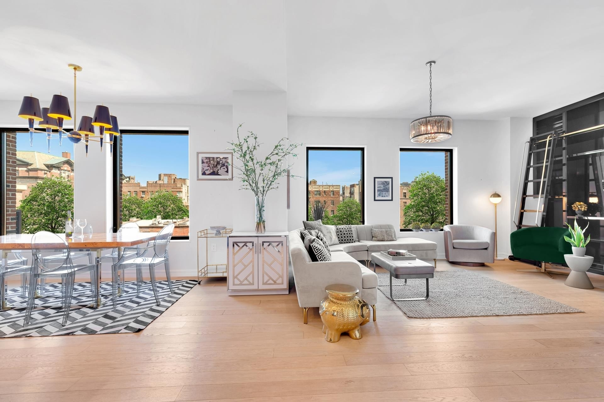 Property at 100 BARROW ST , 6D West Village, New York, NY 10014