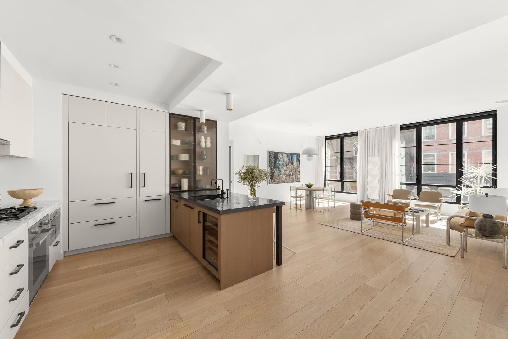 5. Condominiums for Sale at Steiner East Village, 438 E 12TH ST , 3Q East Village, New York, NY 10009