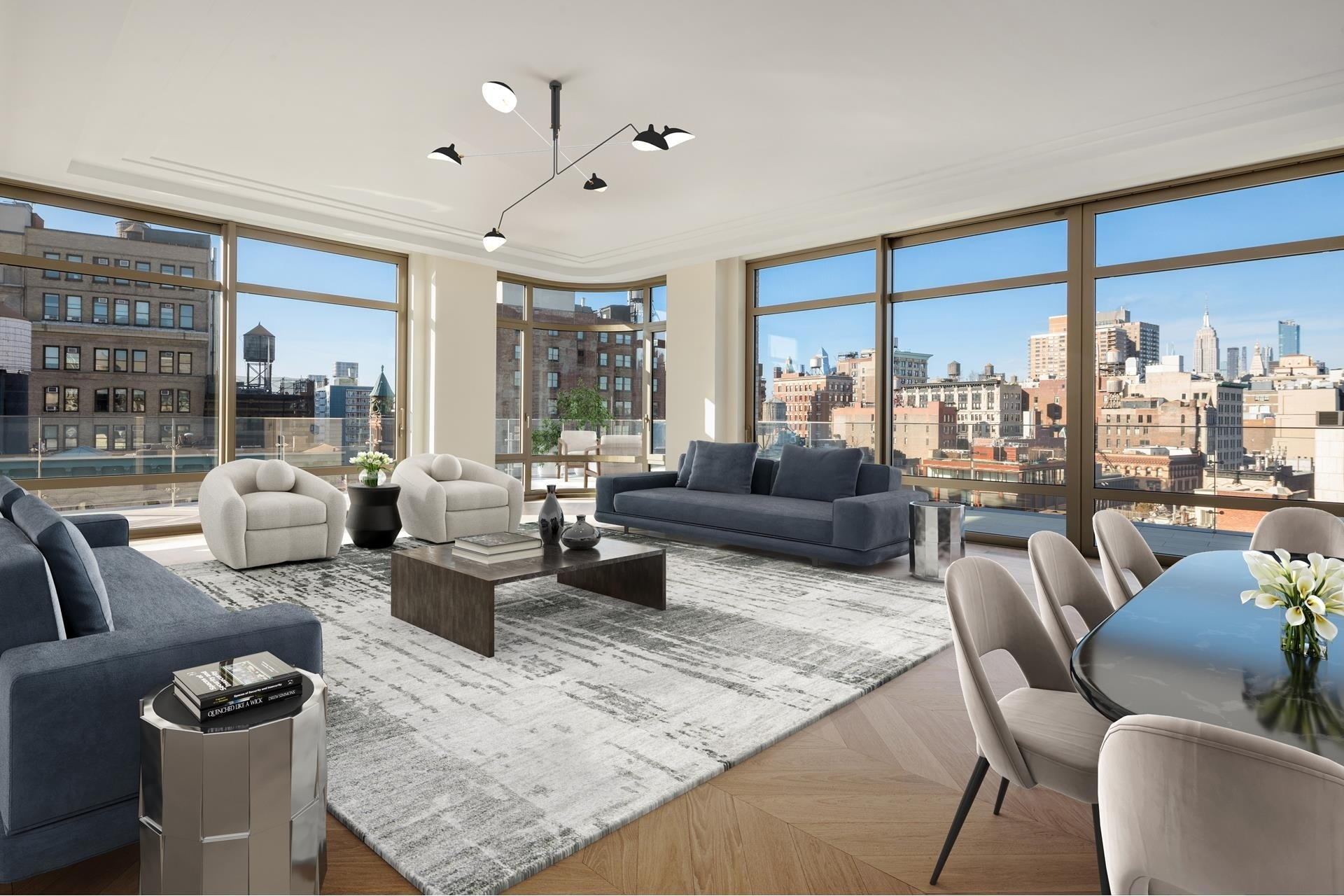 1. Condominiums for Sale at 40 BLEECKER ST , PHD NoHo, New York, NY 10012
