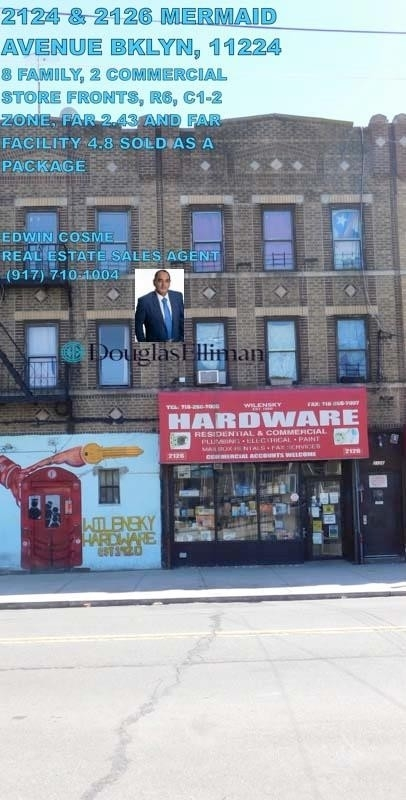 Condominium for Sale at 2126 MERMAID AVE , BLDG Coney Island, Brooklyn, NY 11224