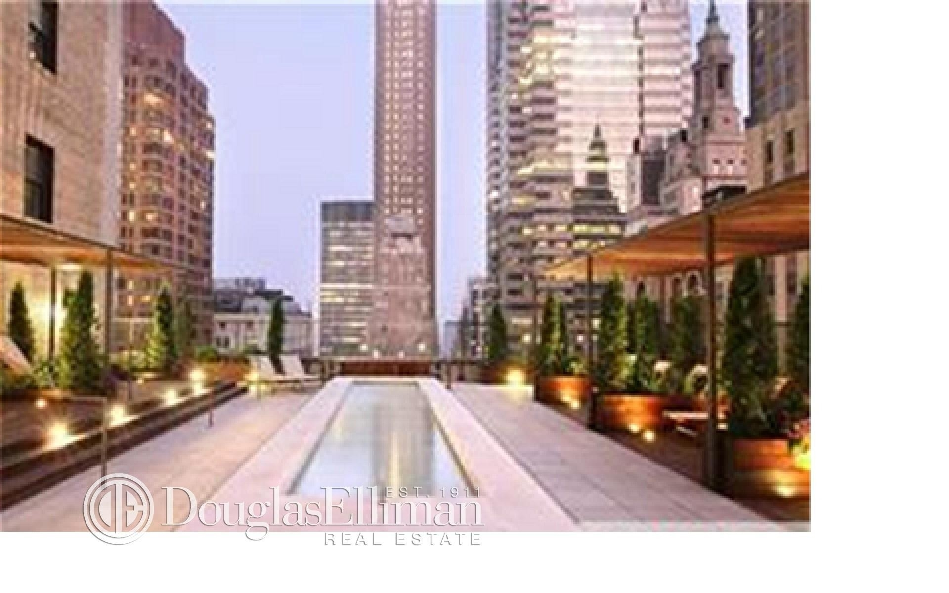 10. Condominiums at 20 Pine - The Collection, 20 Pine St, 2903 Financial District, New York, NY 10005
