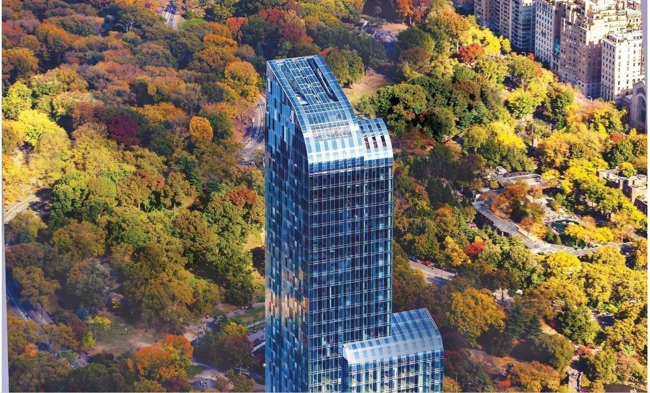 27. Condominiums для того Продажа на One57, 157 West 57th St, 87 Midtown West, New York, NY 10019