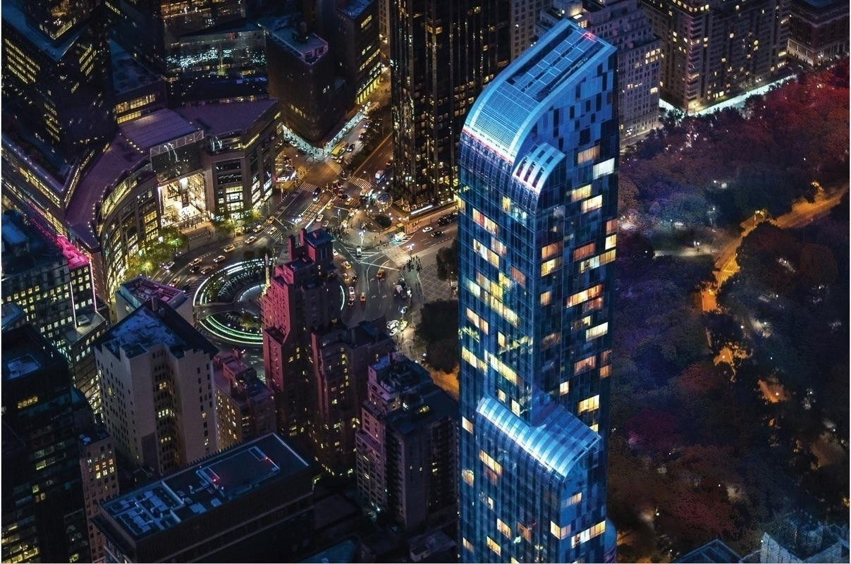 28. Condominiums для того Продажа на One57, 157 West 57th St, 87 Midtown West, New York, NY 10019