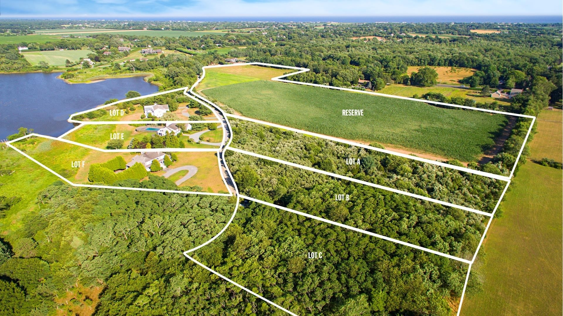 6. Single Family Homes for Sale at Sagaponack Village, NY 11962