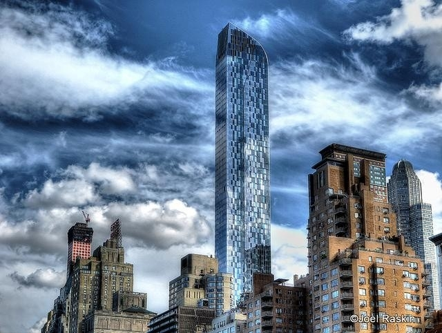26. Condominiums для того Продажа на One57, 157 West 57th St, 87 Midtown West, New York, NY 10019