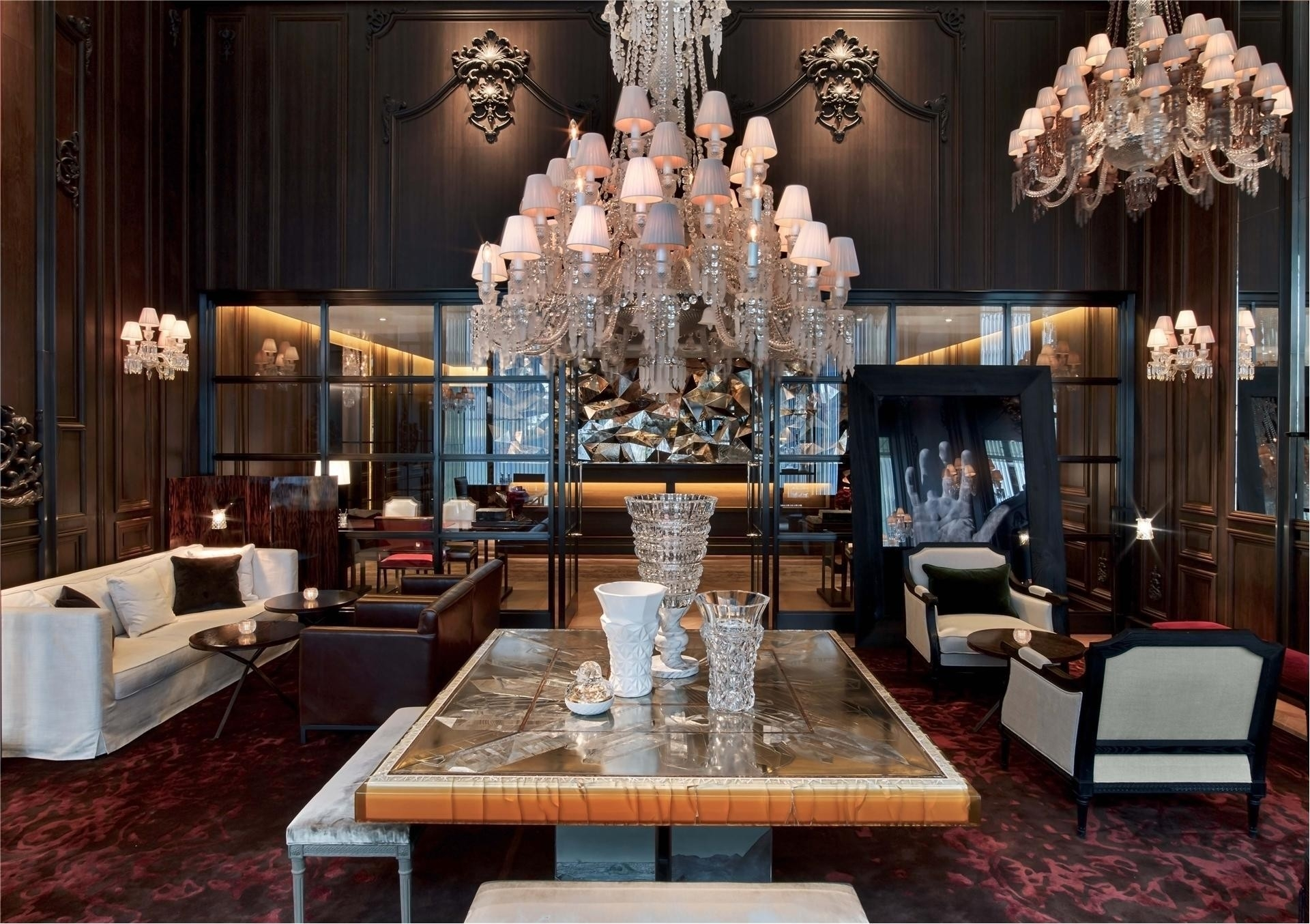 19. Condominiums for Sale at BACCARAT HOTEL & RESIDENCES, 20 West 53rd St, PH48/49 Midtown West, New York, NY 10019