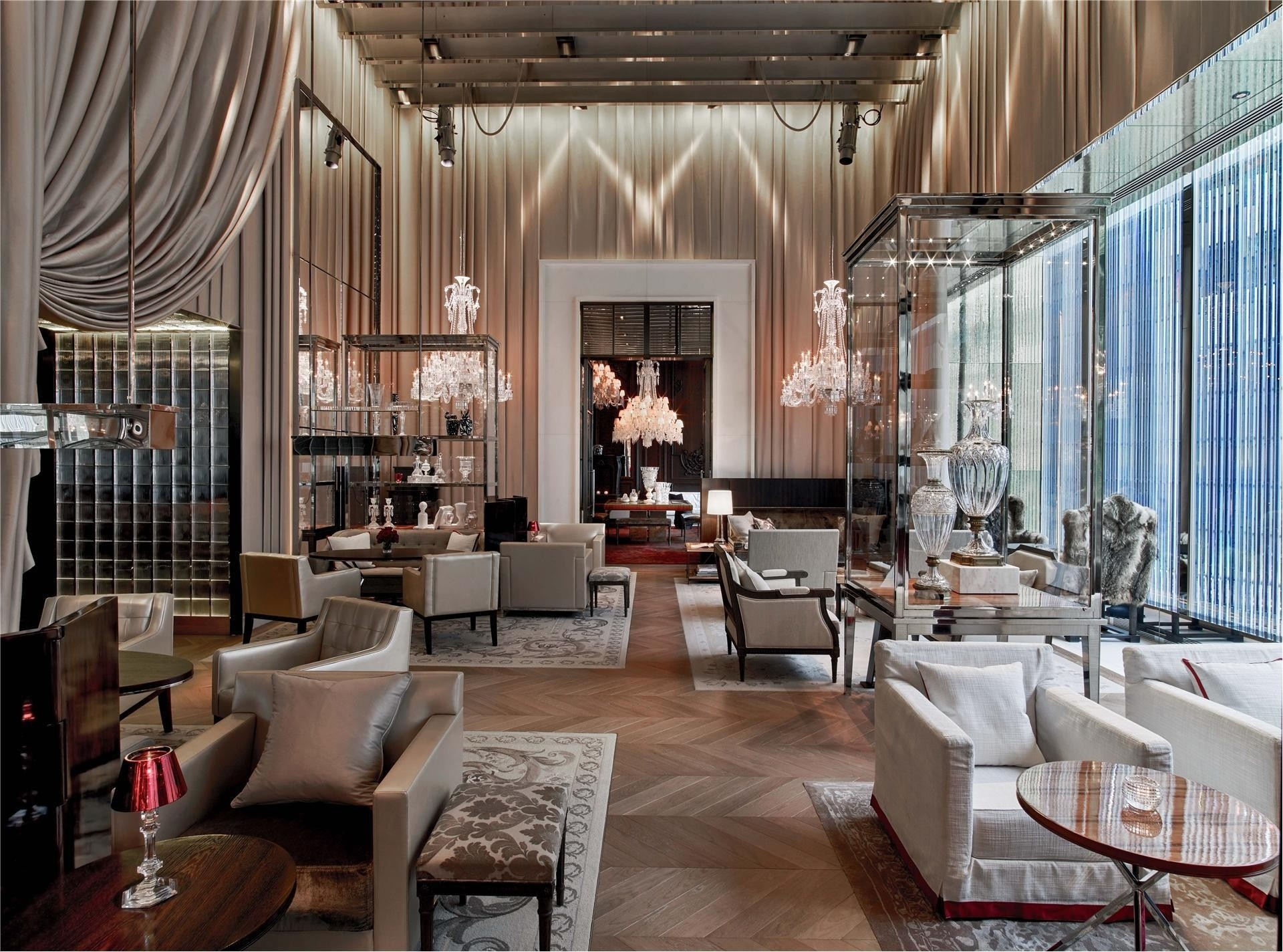 22. Condominiums for Sale at Baccarat Hotel And Residences, 20 W 53RD ST , PH48/49 Midtown West, New York, NY 10103