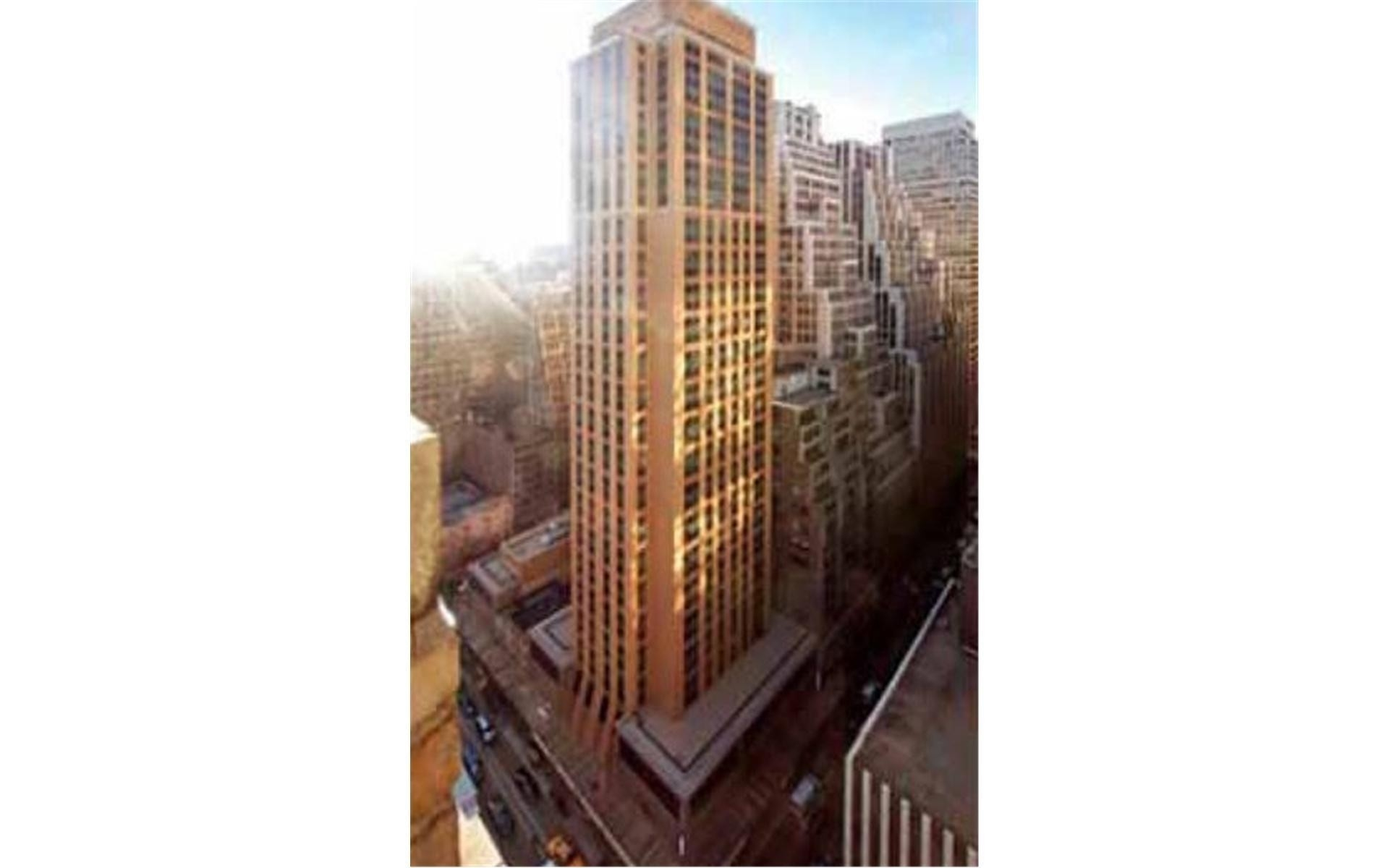 1. Bryant Park Tower edificio en 100 West 39th St, Garment District, New York, NY