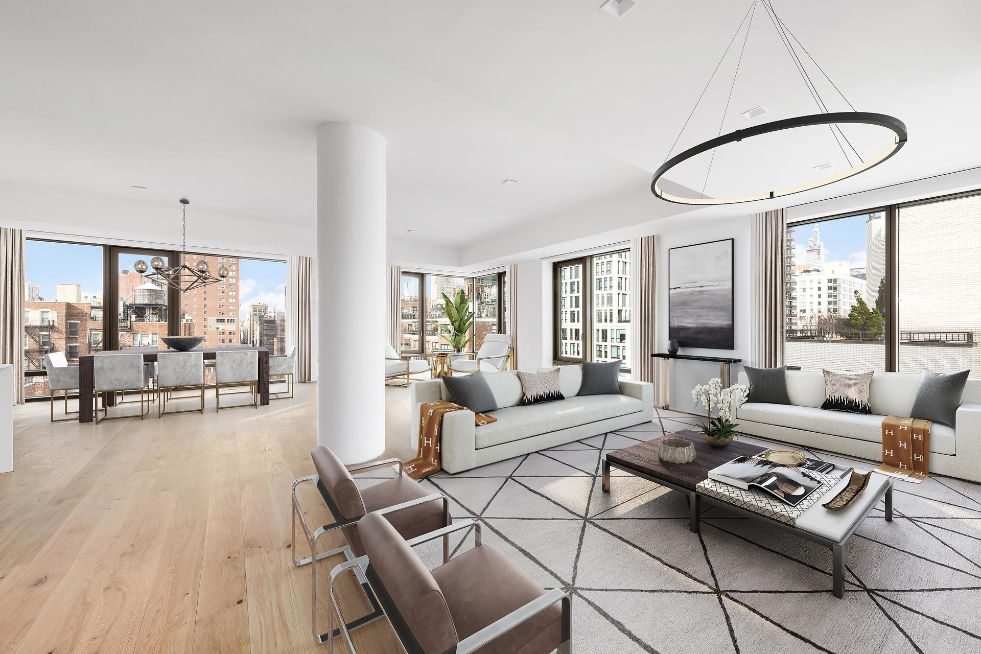 Condominium for Sale at 200 East 21st St, 16B Gramercy Park, New York, NY 10010