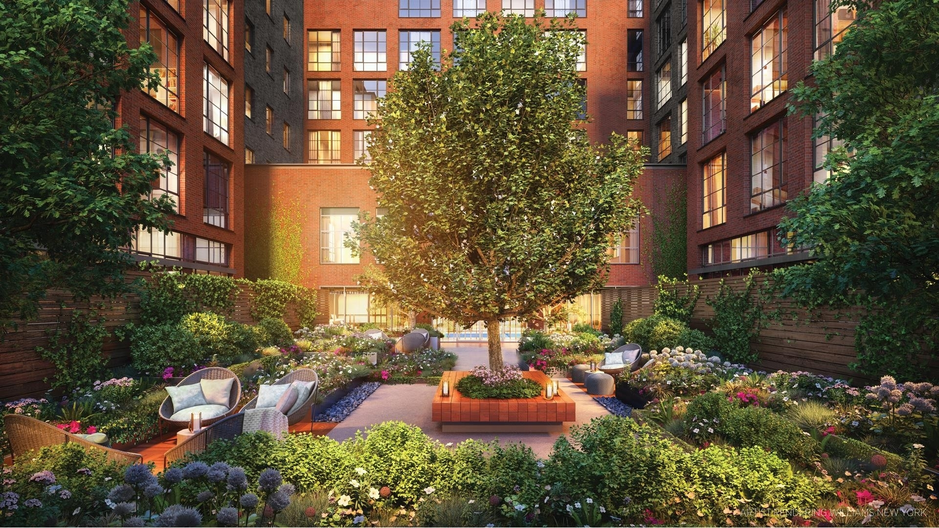 5. Condominiums por un Venta en Steiner East Village, 438 E 12TH ST , GARDENB East Village, New York, NY 10009