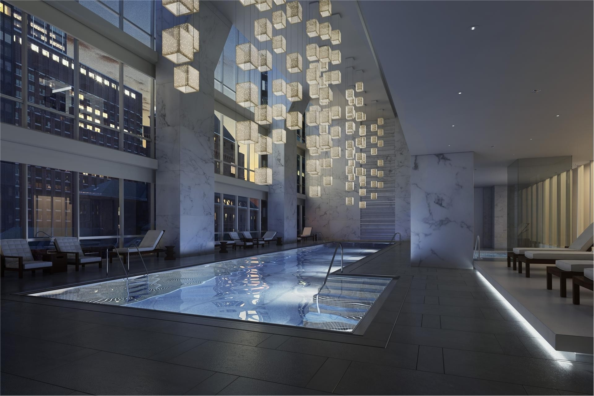 9. Condominiums for Sale at One57, 157 West 57th St, 41A Midtown West, New York, NY 10019