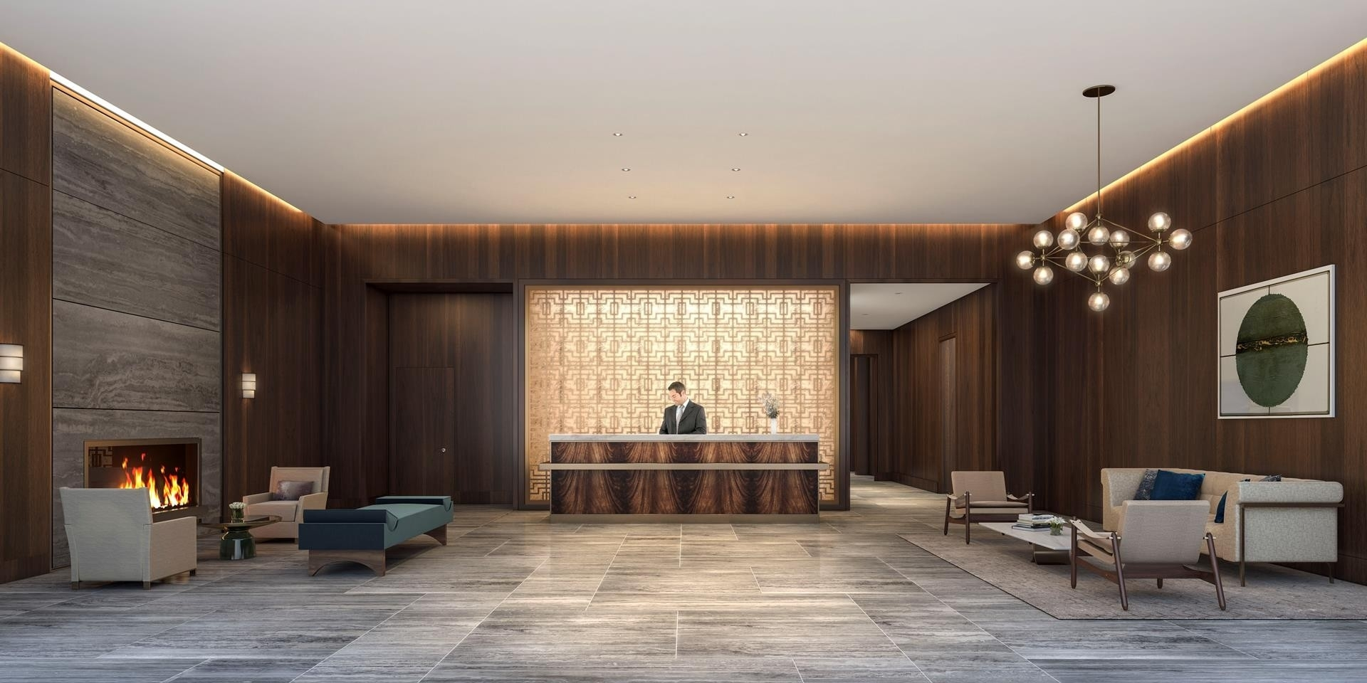 7. Condominiums for Sale at Gramercy Square, 215 East 19th St, 17A Gramercy Park, New York, NY 10003