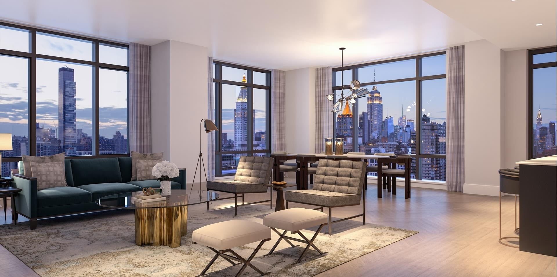 5. Condominiums for Sale at Gramercy Square, 215 East 19th St, 17A Gramercy Park, New York, NY 10003