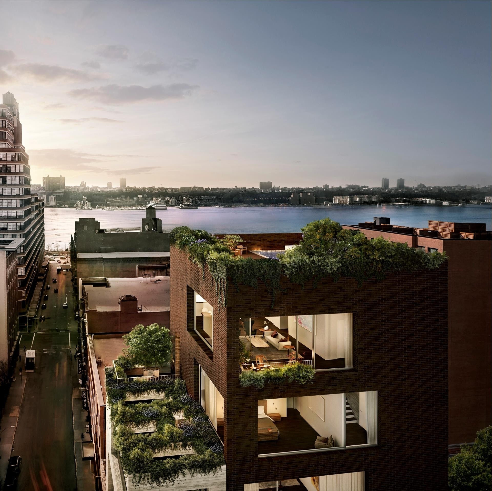 1. Condominiums for Sale at Jardim, 527 W 27TH ST , 11S Chelsea, New York, NY 10001