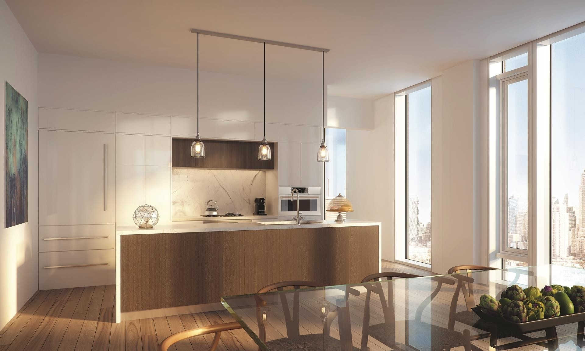 Condominium for Sale at 505 West 43rd St, 6C Hell's Kitchen, New York, NY 10036