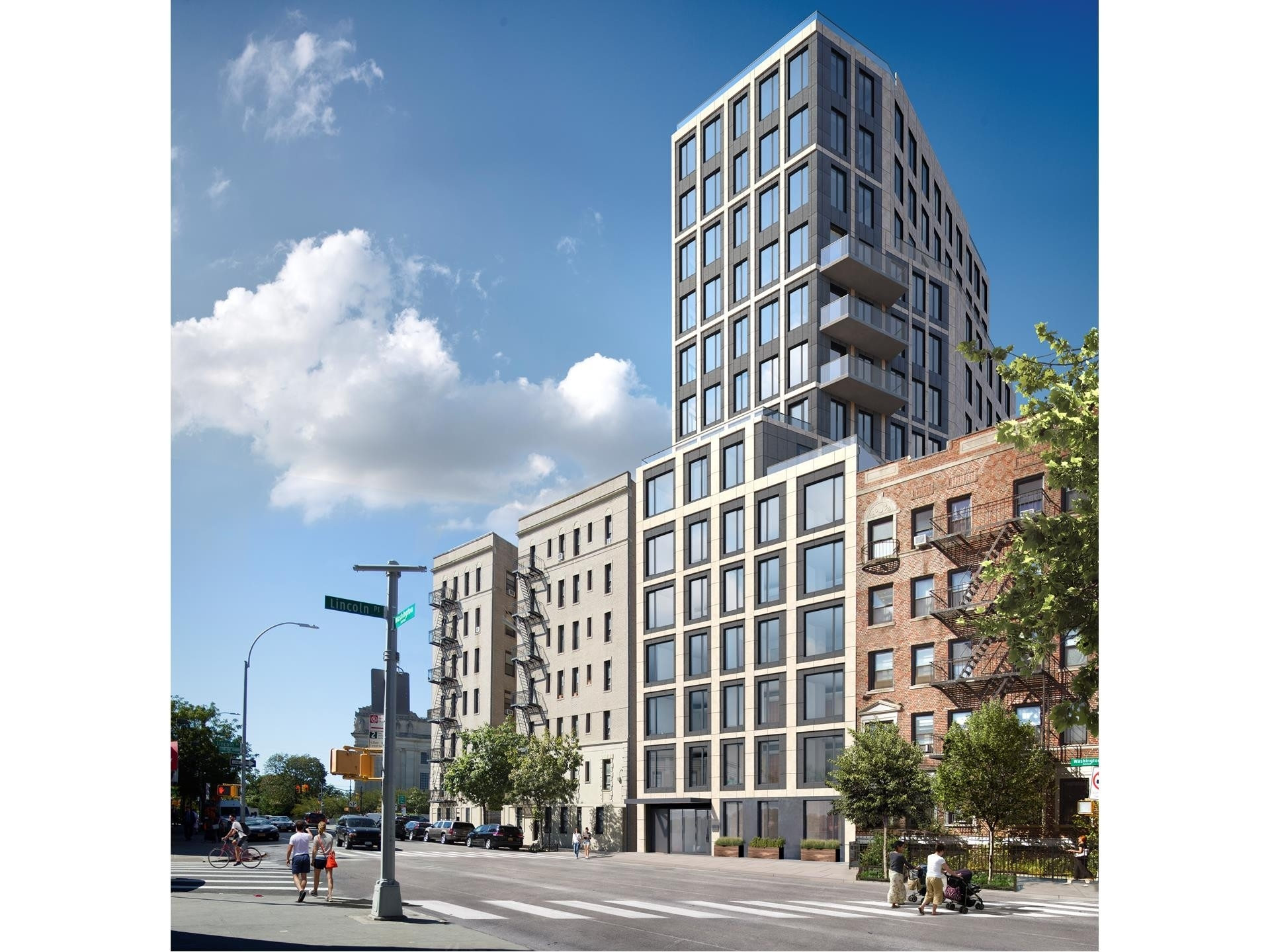 12. Condominiums for Sale at 856 WASHINGTON AVE , 1A Prospect Heights, Brooklyn, NY 11238