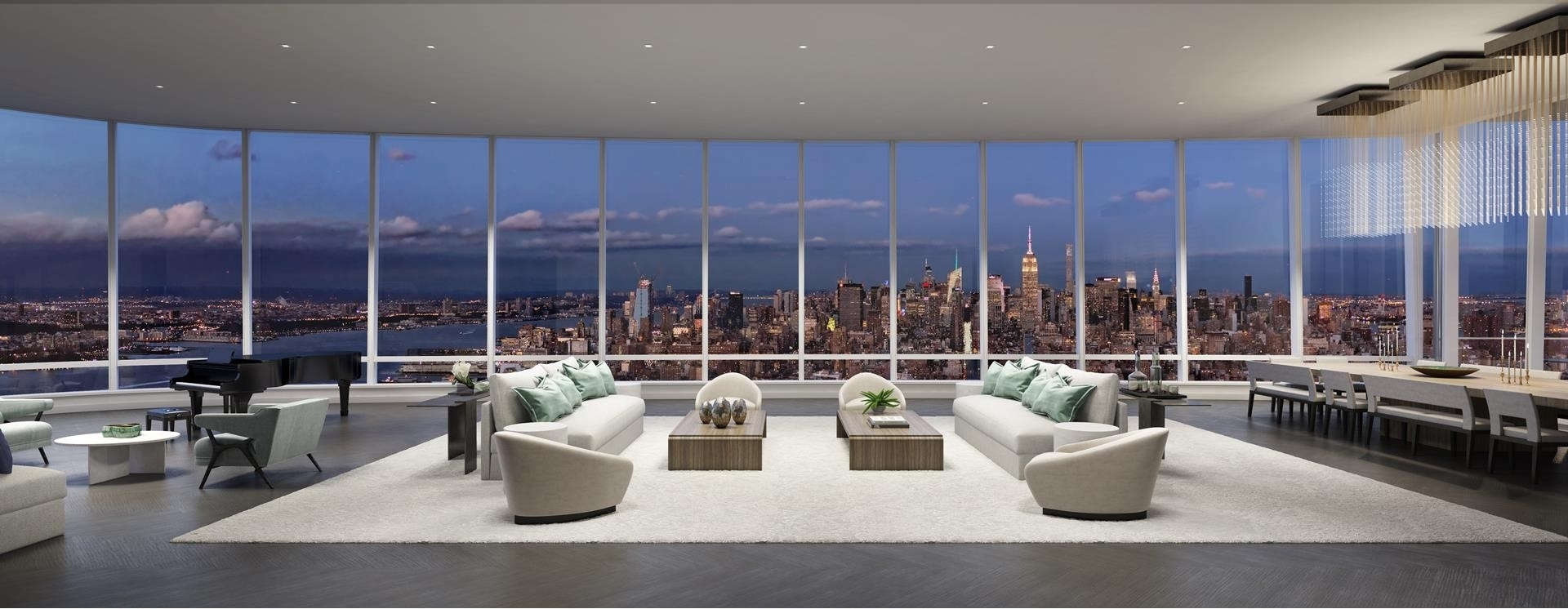 2. Condominiums pour l Vente à 111 Murray St, PH2 TriBeCa, New York, NY 10007