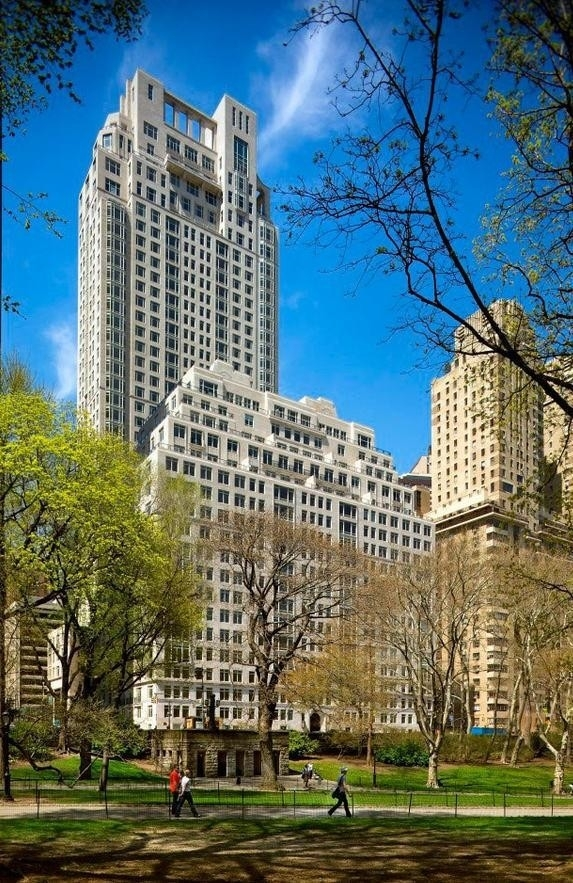 17. Condominiums for Sale at 15 Central Park West, PH41 Lincoln Square, New York, NY 10023