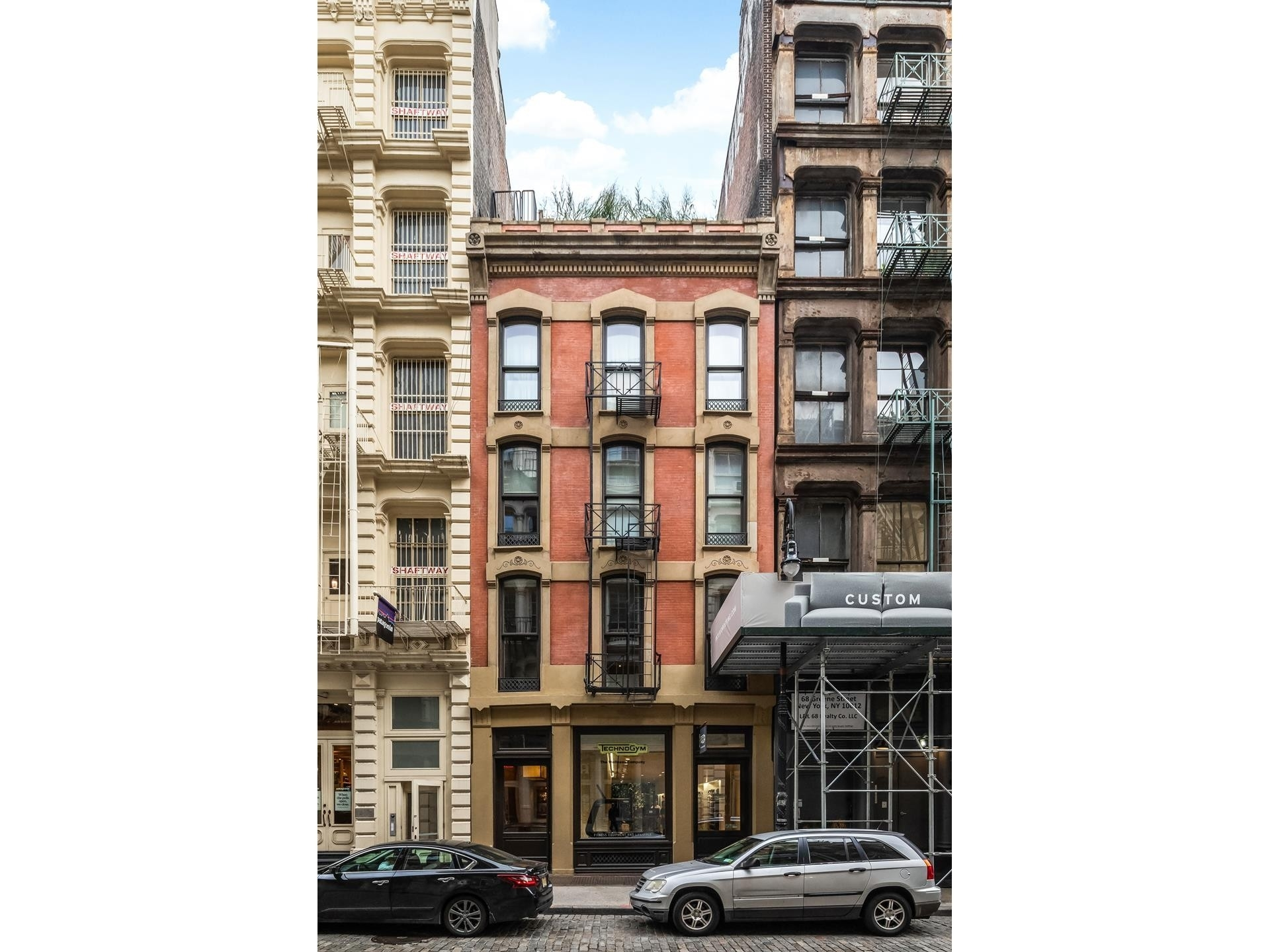 12. Rentals at 70 GREENE ST , 2 SoHo, New York, NY 10012