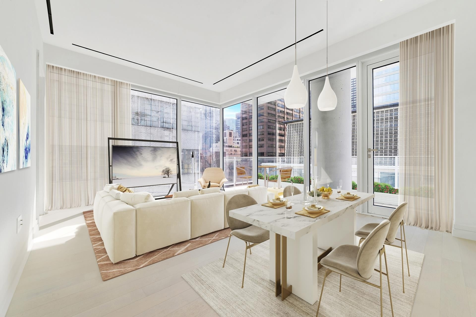 Property at 200 East 59th St, 6C New York