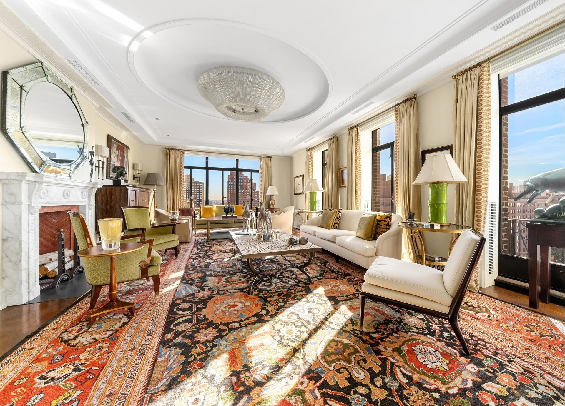 1. Co-op Properties por un Venta en 1220 Park Avenue, PHB Carnegie Hill, New York, NY 10128