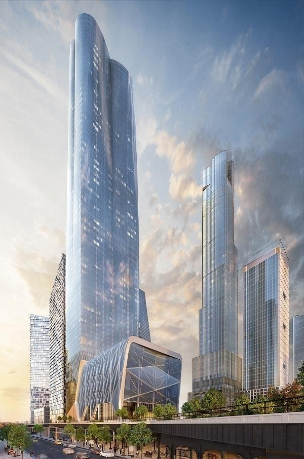 36. Condominiums por un Venta en 15 Hudson Yards, 63C Hudson Yards, New York, NY 10001